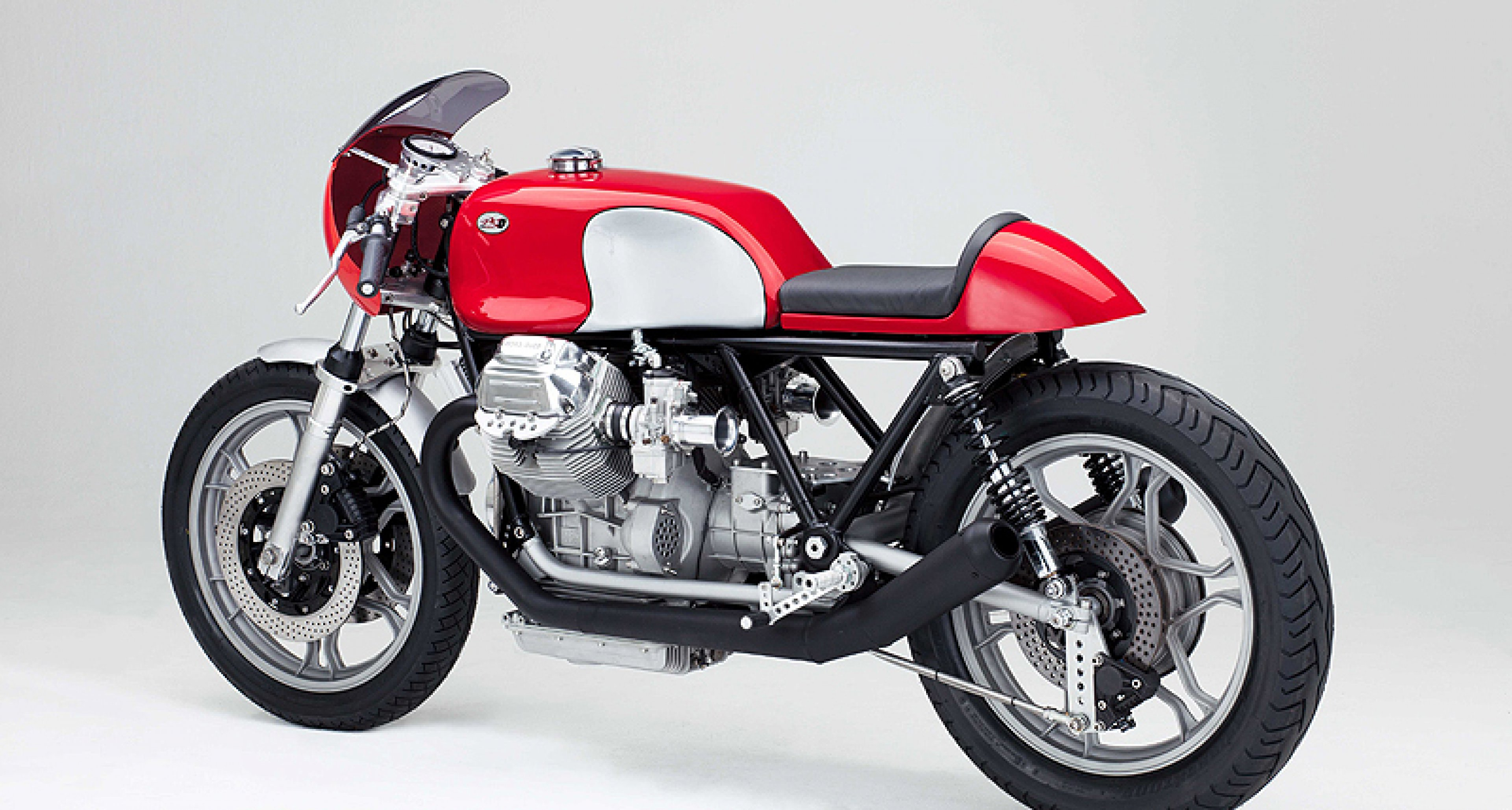 Moto Guzzi Cafe Racer Kaffeemaschine Nummer 6 Classic Driver Magazine