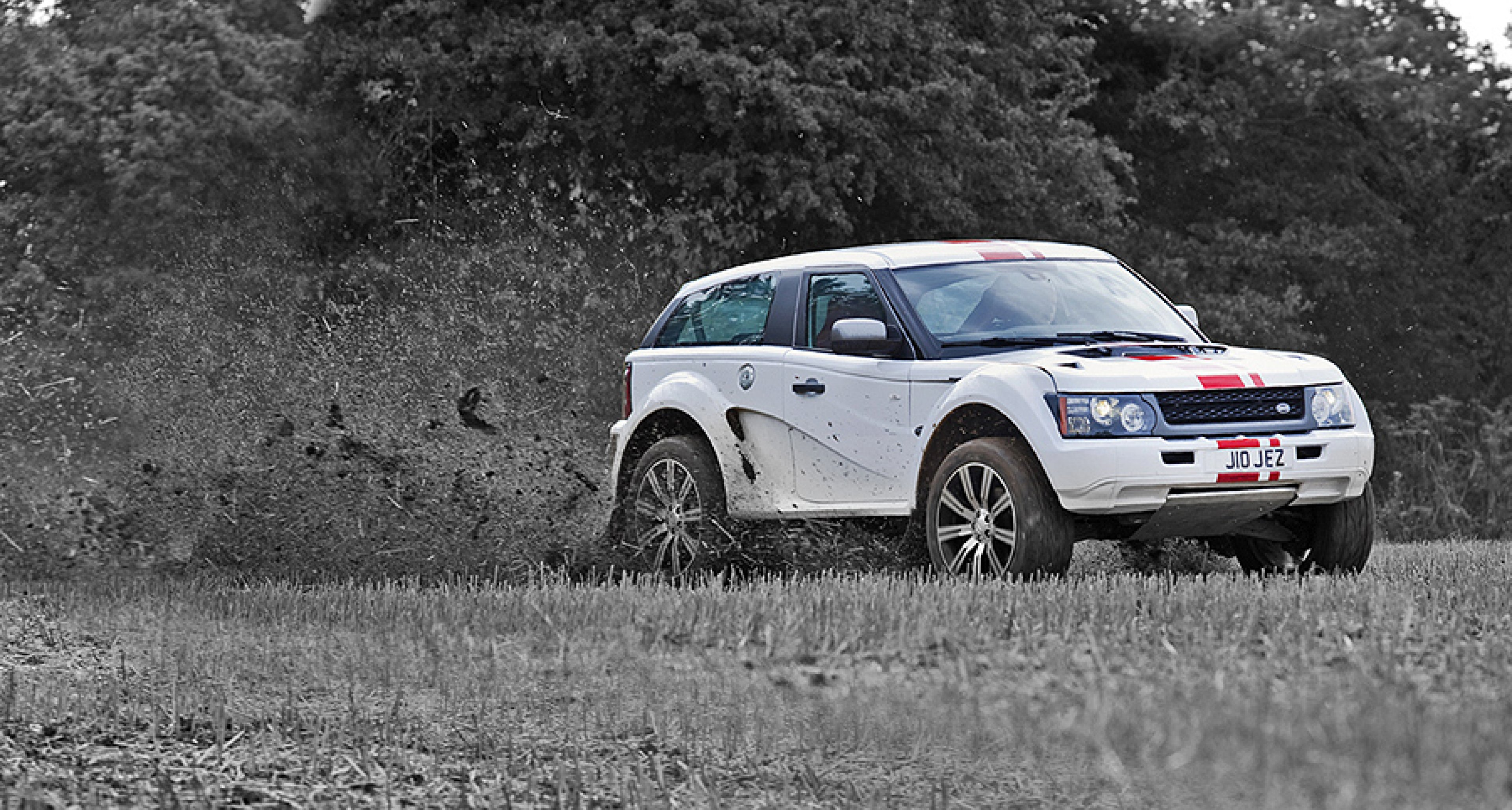Bowler EXR S: An off-road supercar - for the road | Classic Driver ...