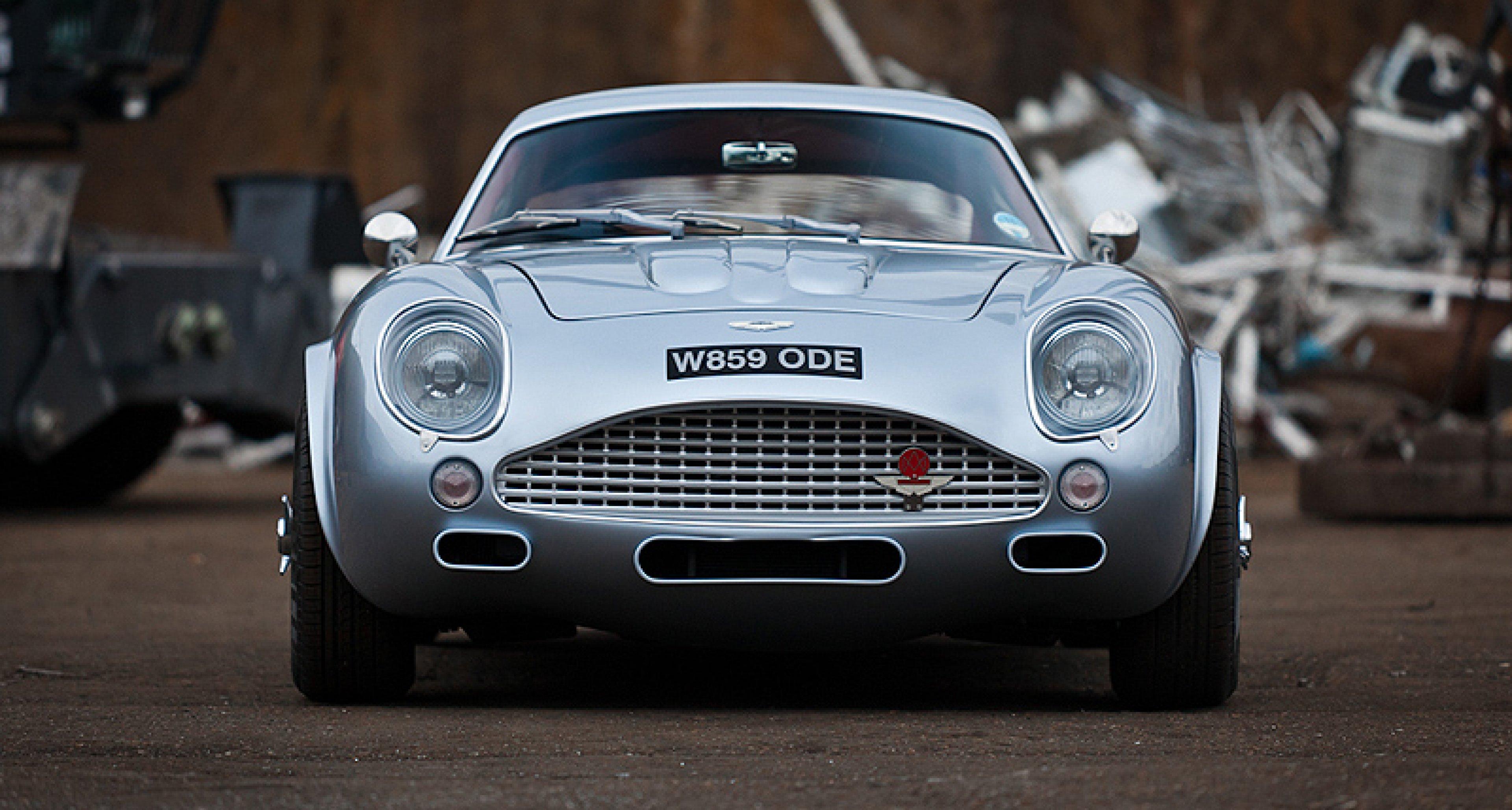 Aston Martin Db4 Gt Zagato By Eventa Look A Like Classic Driver Magazine
