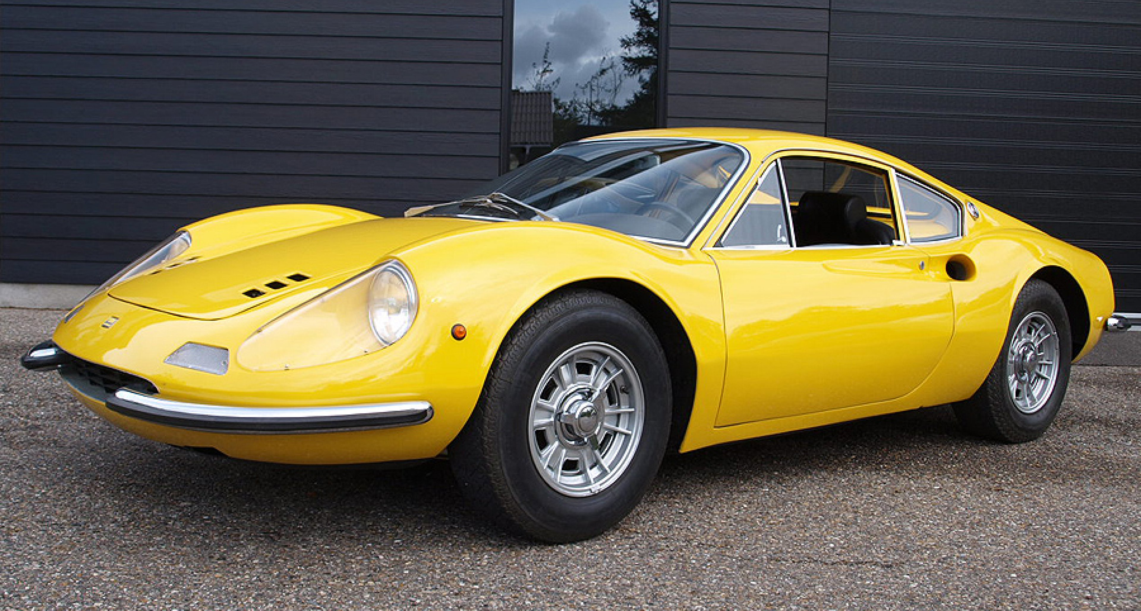 Editor's Choice: Peter Iversen's one-of-152 Ferrari Dino 206 ... on ferrari 308 gts, ferrari 308 qv wiring,