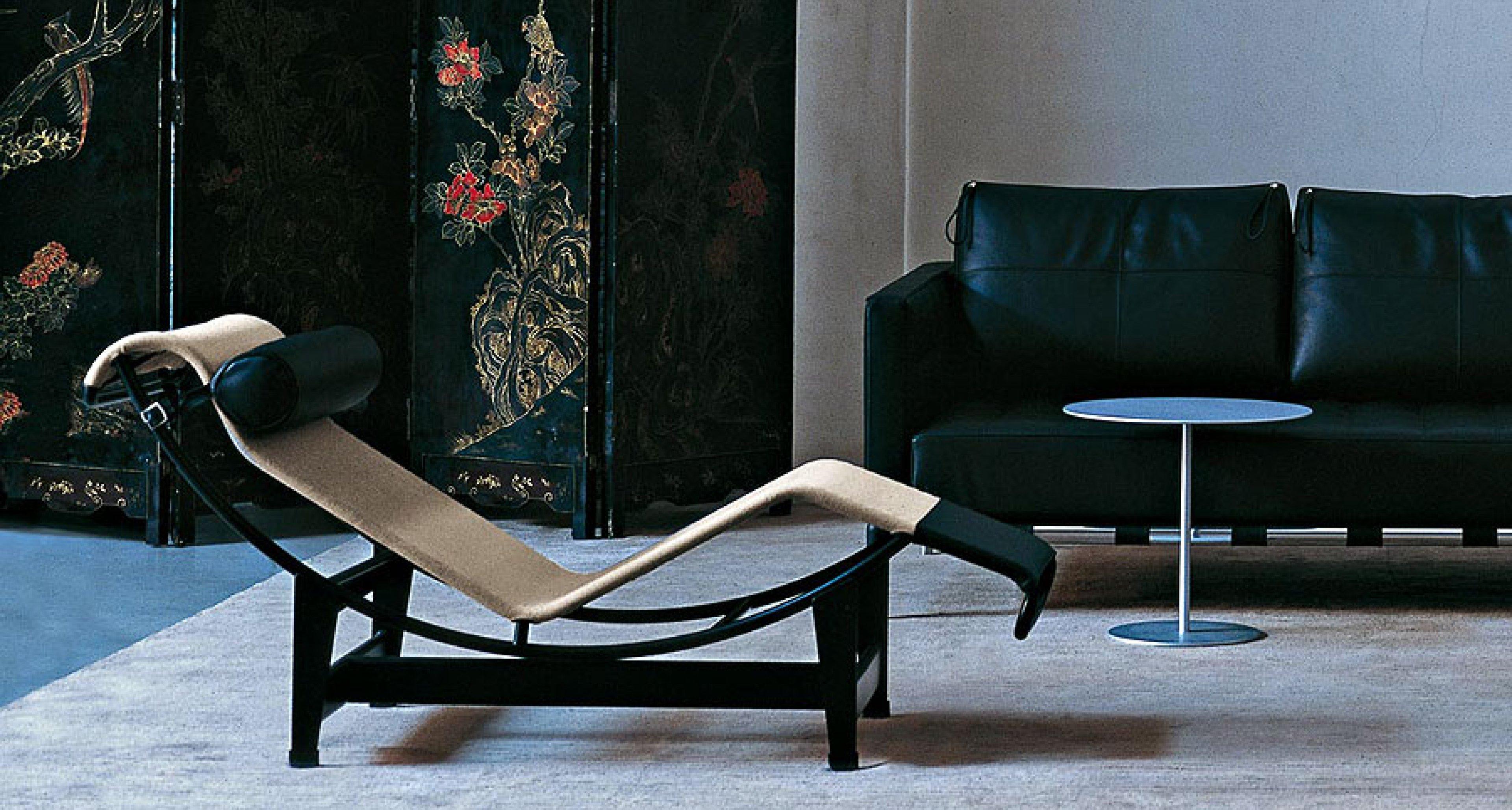 Le Corbusier LC4 Chaise Longue: Maschinell Ruhen | Classic Driver ...