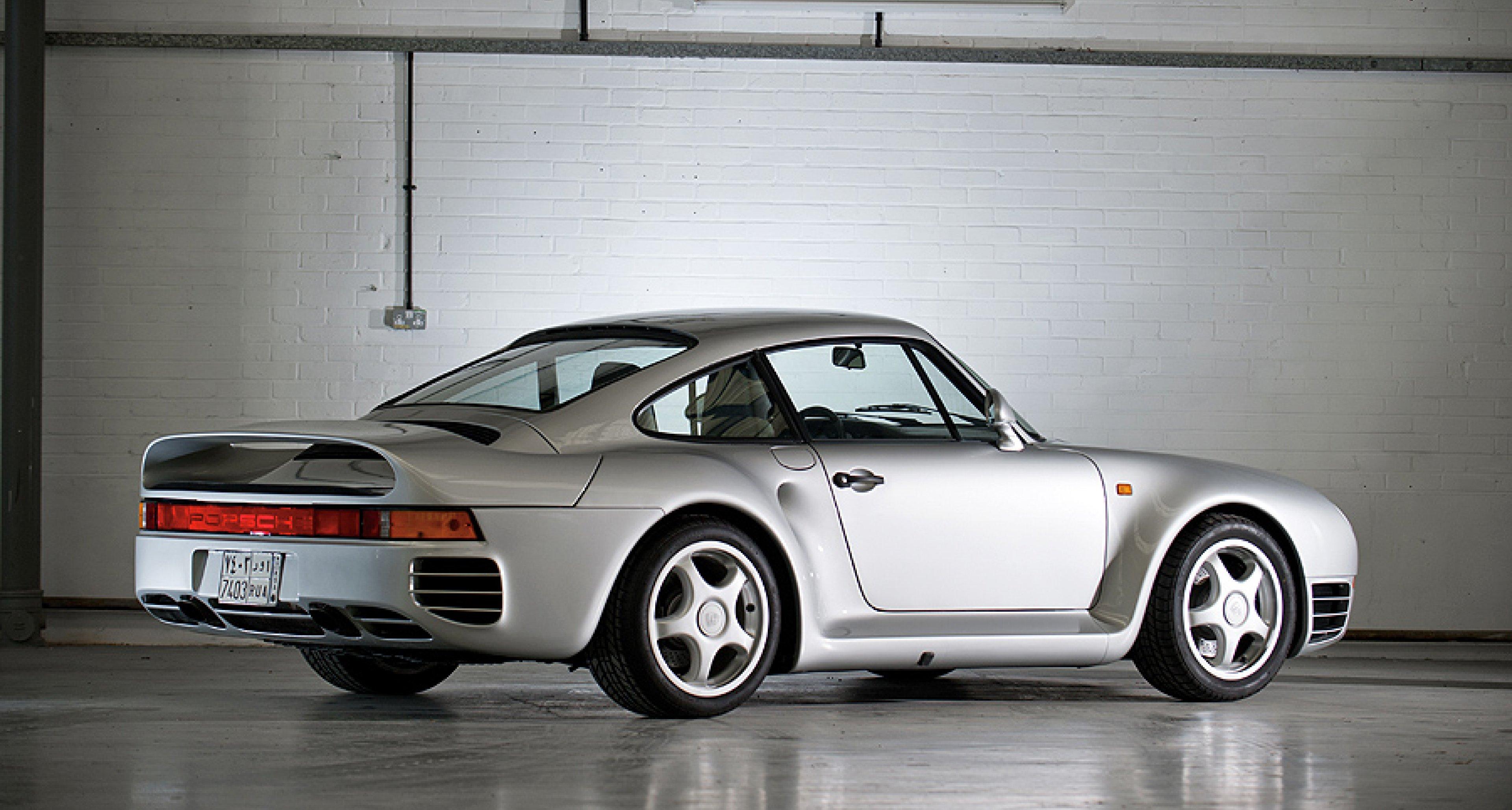 A Techno Classic: Porsche's 959 | Classic Driver Magazine