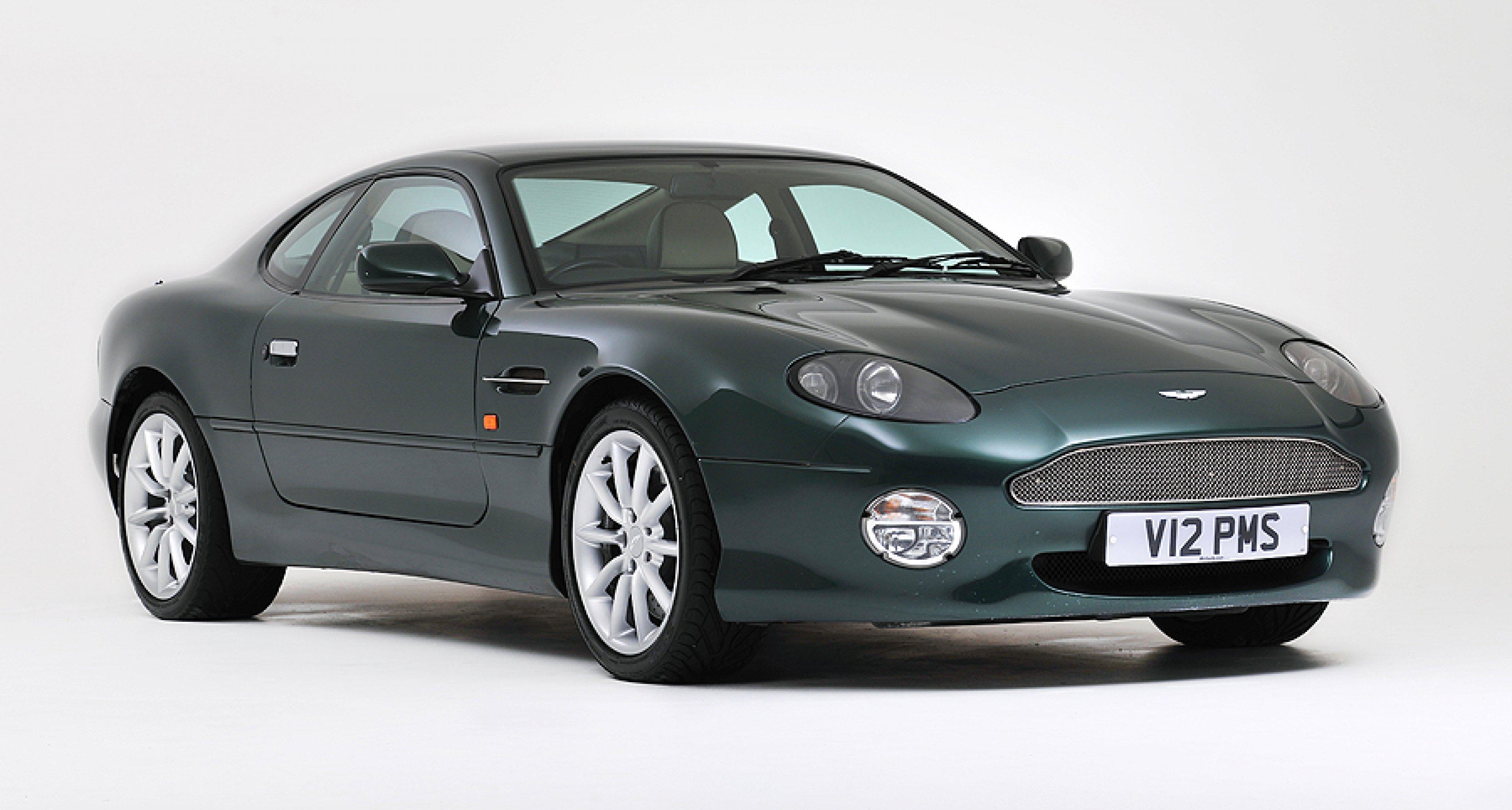 Aston Martin Db7 V12 Vantage Now You Re Talking Classic Driver Magazine