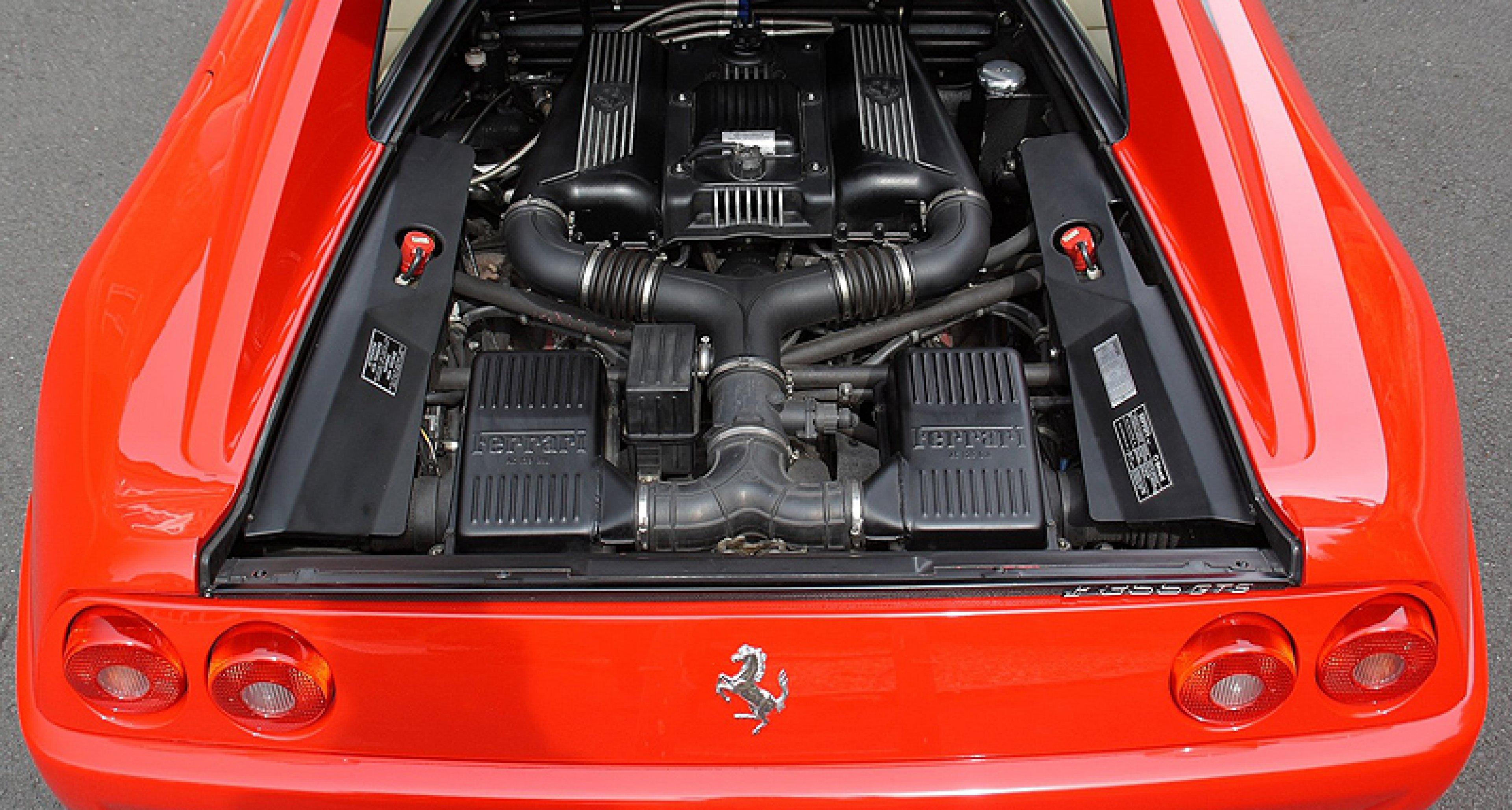 Ferrari 355 Gts Endlich Erwachsen Classic Driver Magazine