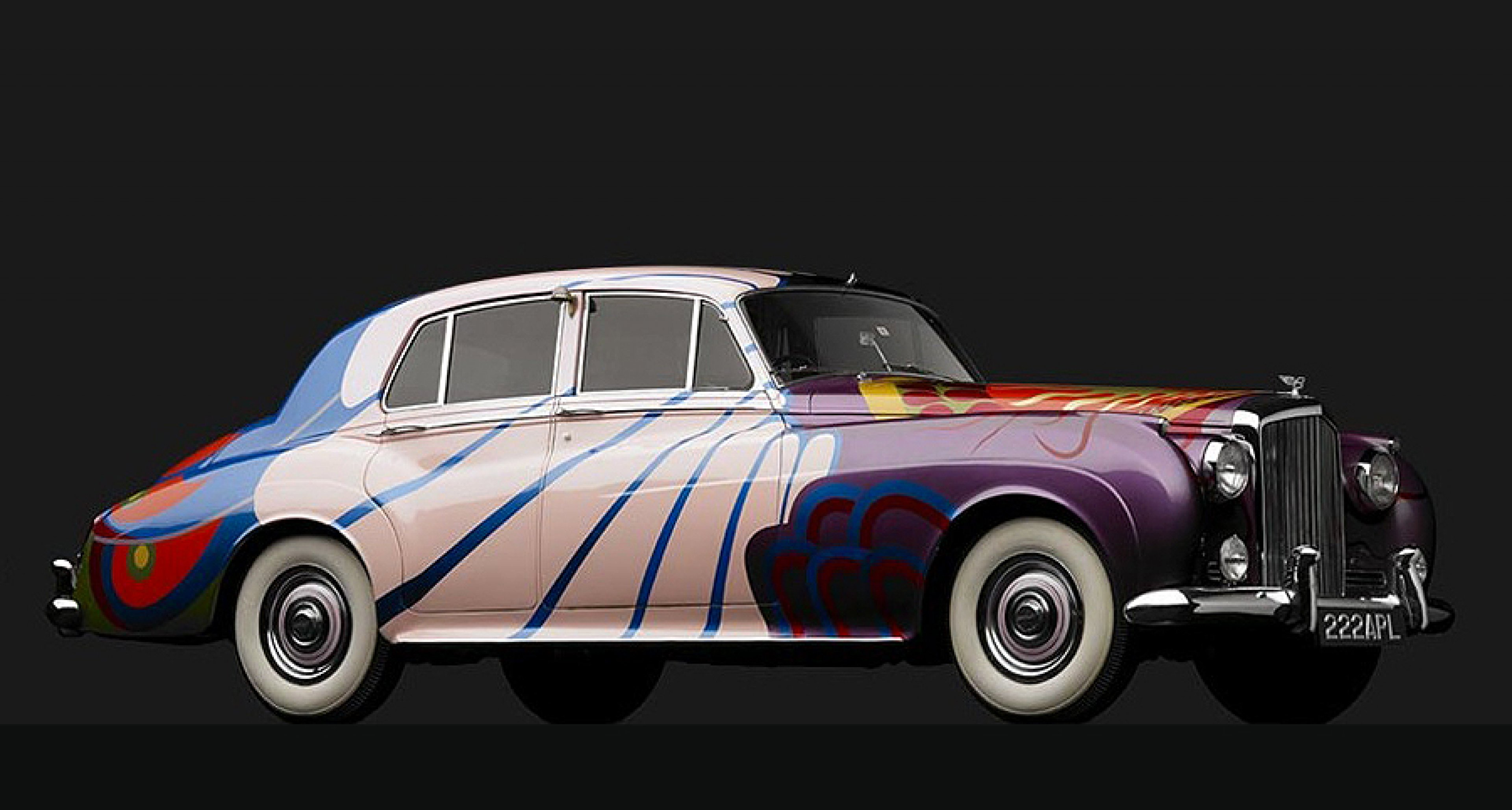 The 'Beatles Bentley': Baby You Can Drive My Car