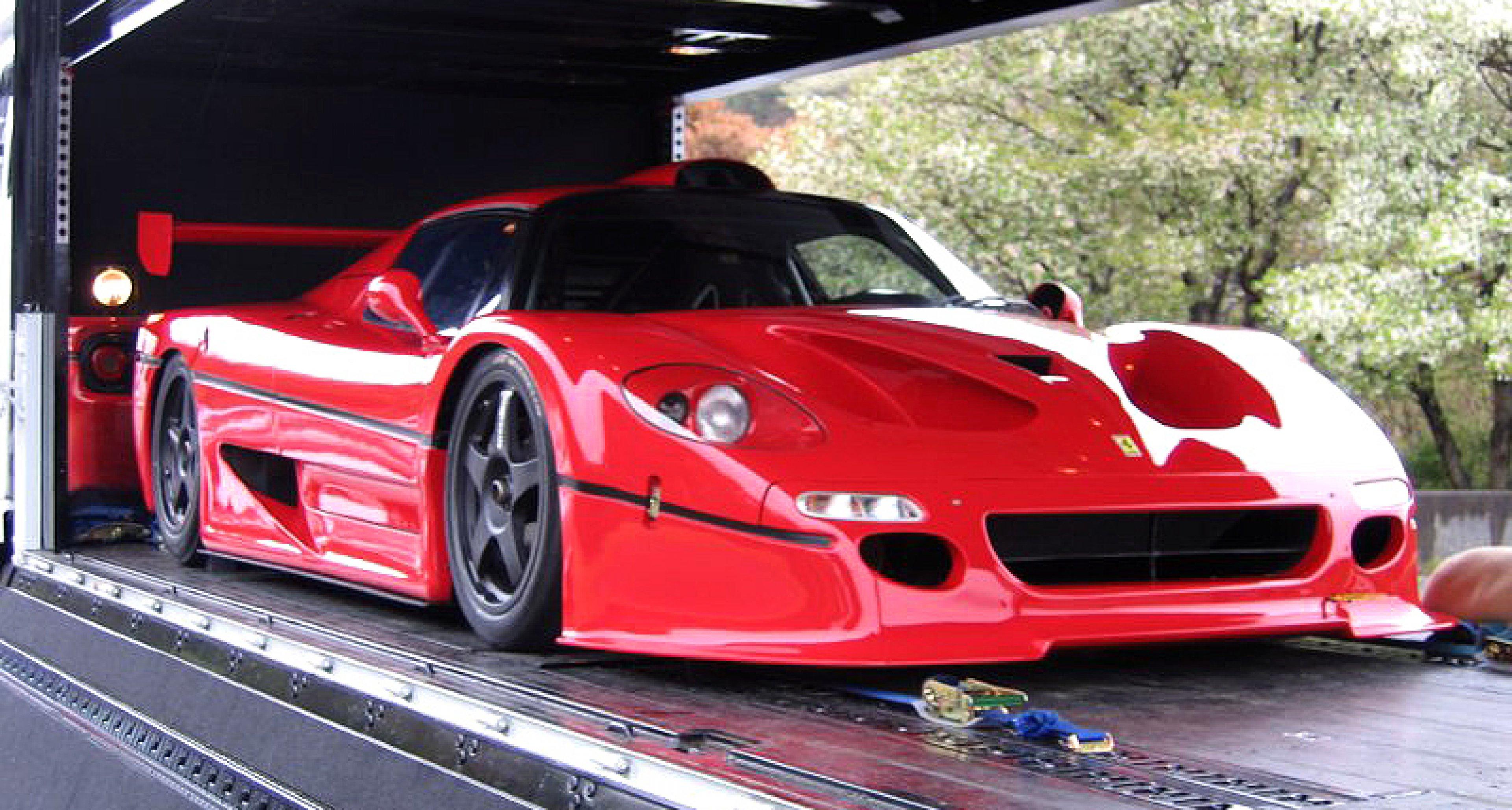 1996 Ferrari F50 GT  One of three  aac2c00b6ab5