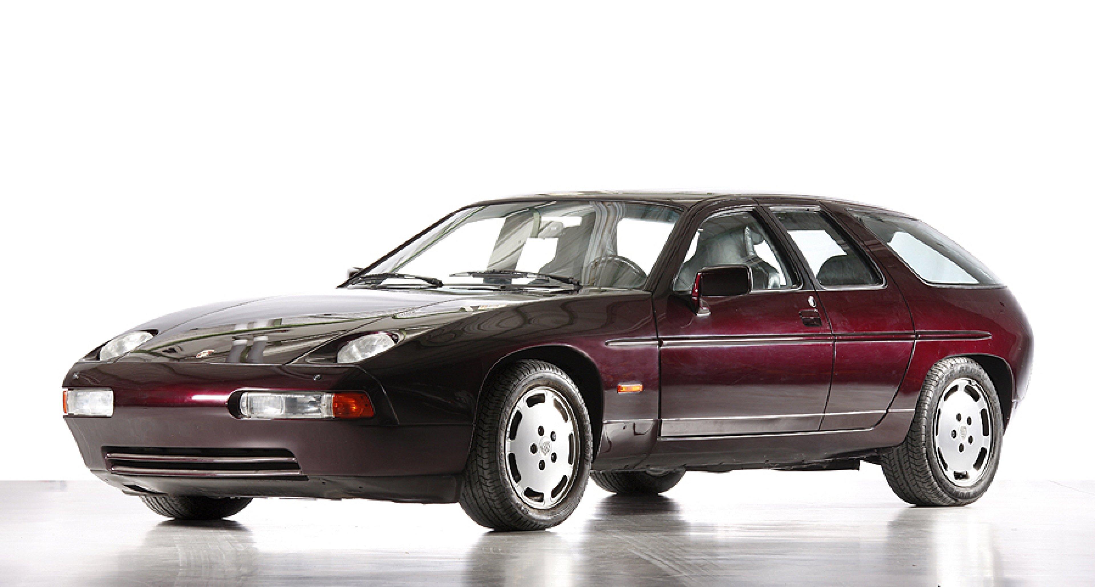 4 Door Porsche >> Classic Concepts Porsche 928 H50 Classic Driver Magazine