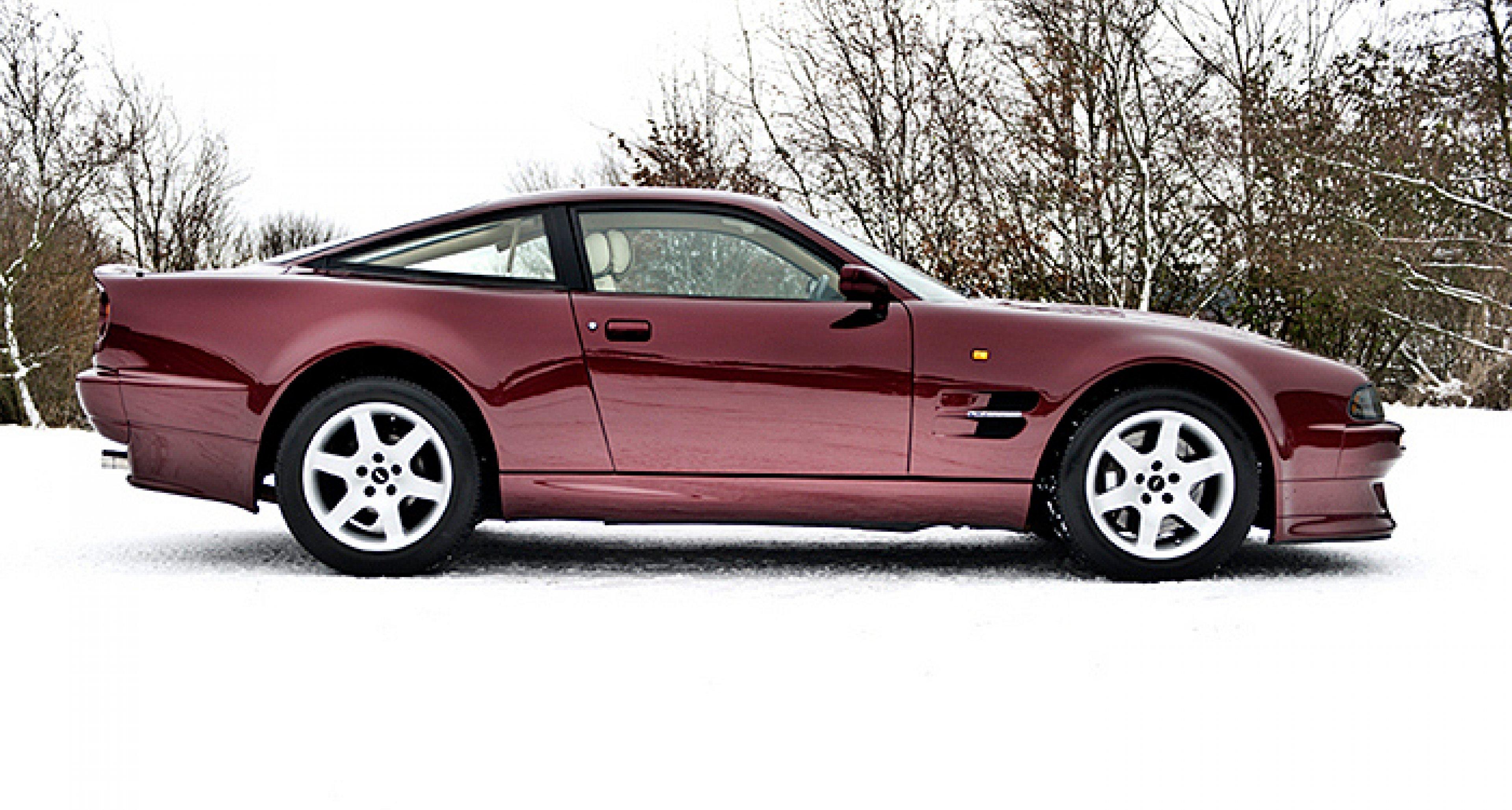 Aston Martin V8 Vantage V550 Don T Try This At Home Classic Driver Magazine