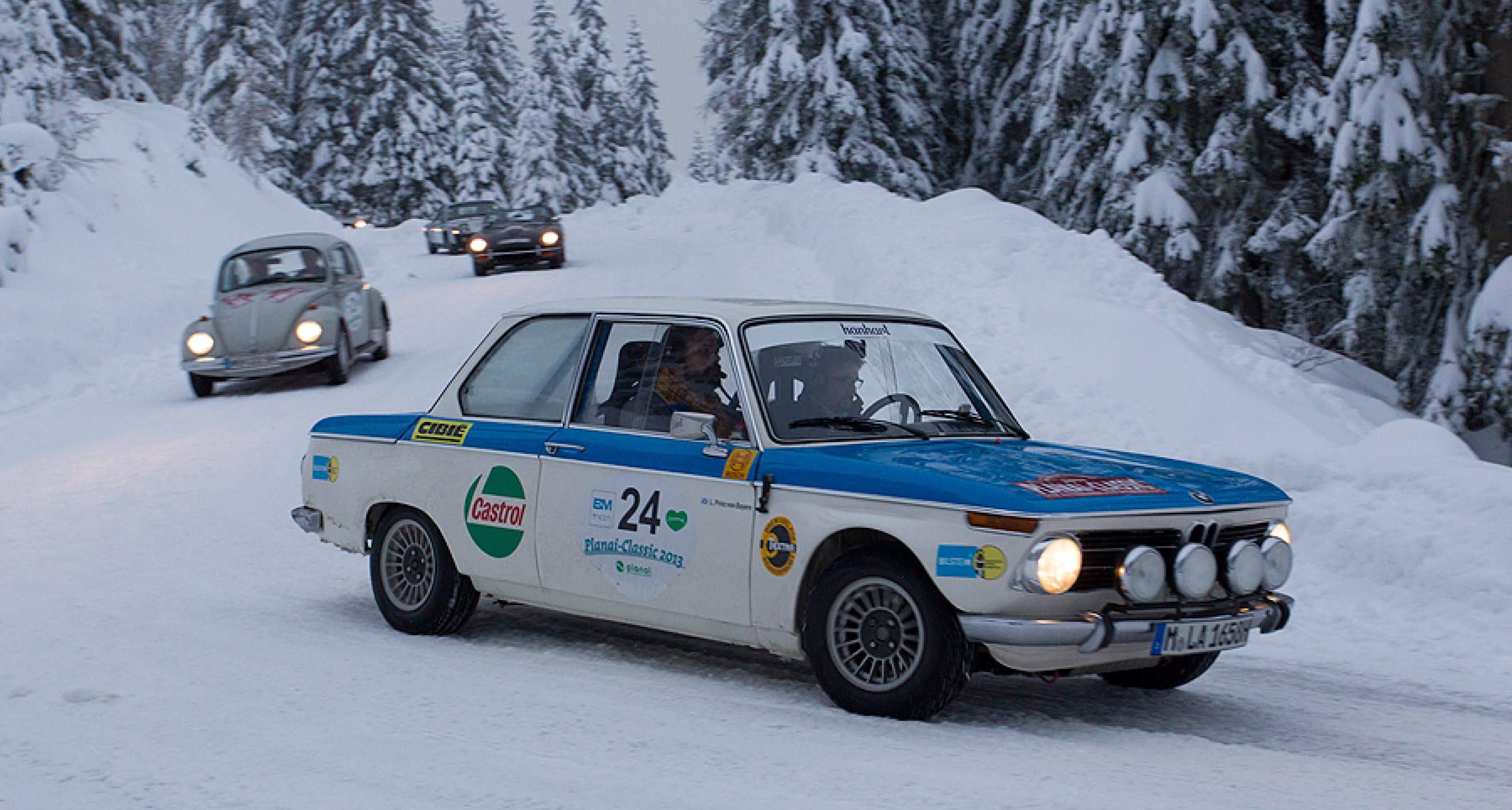 Bmw 2002 Ti Rallye Eisglattes Schleudertrauma Classic Driver Magazine