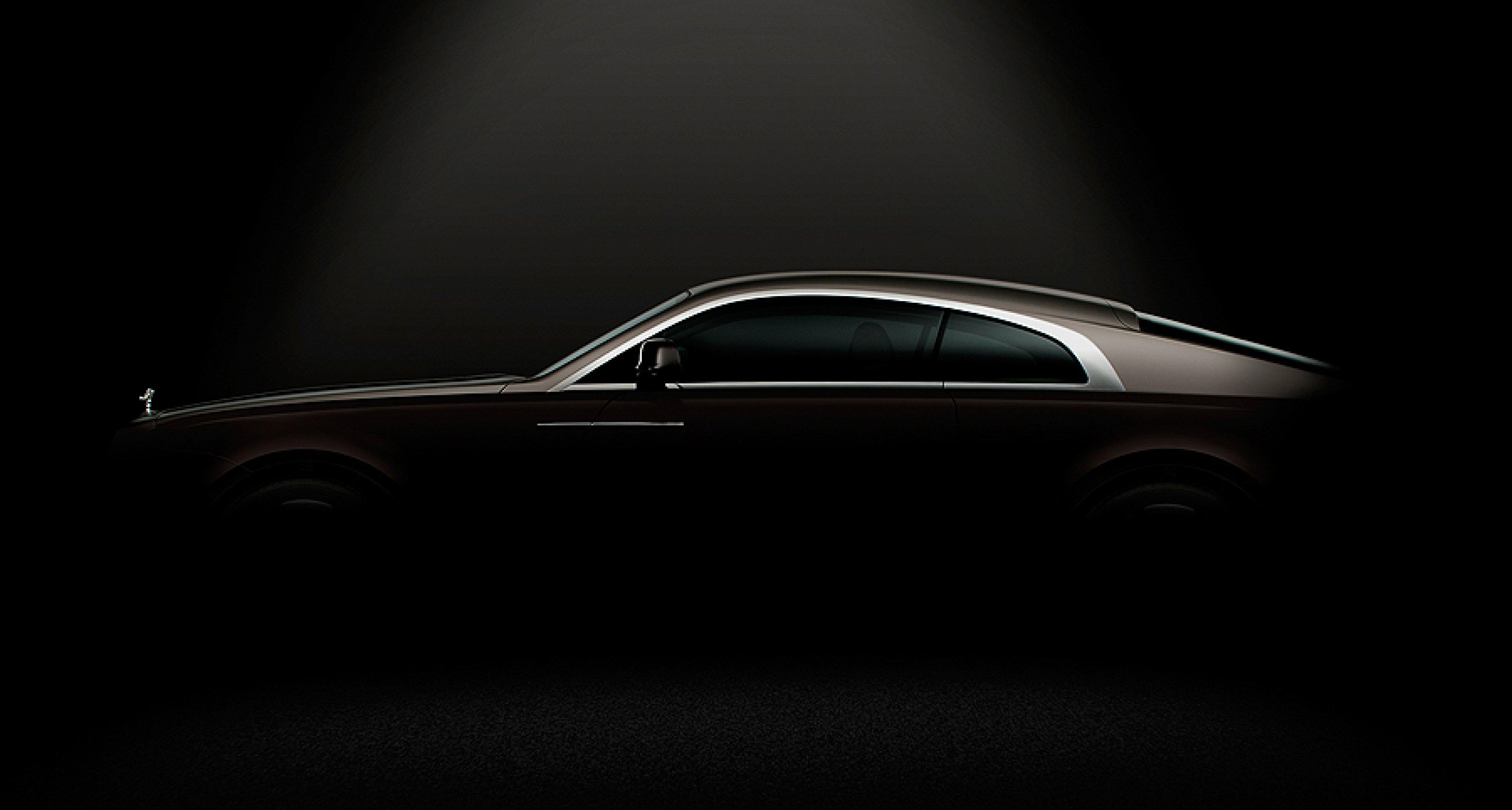 Rolls-Royce Wraith: Ghoul in Geneva