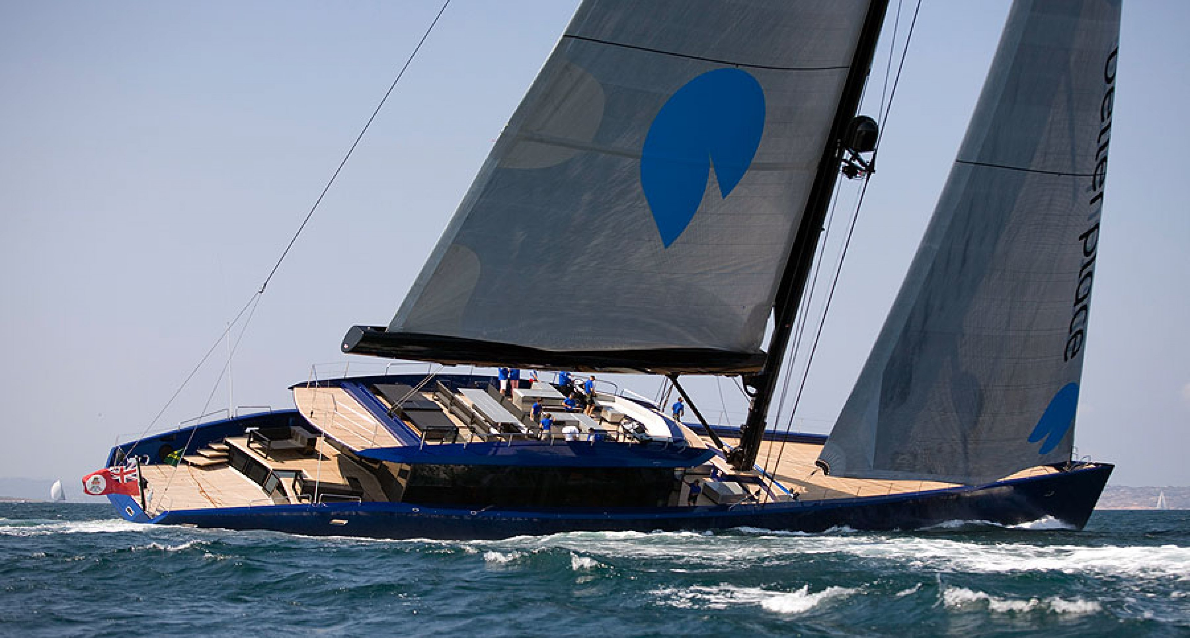 Megayachten 2018  Wally 'Better Place': Carbonfibre sailing yacht | Classic Driver ...