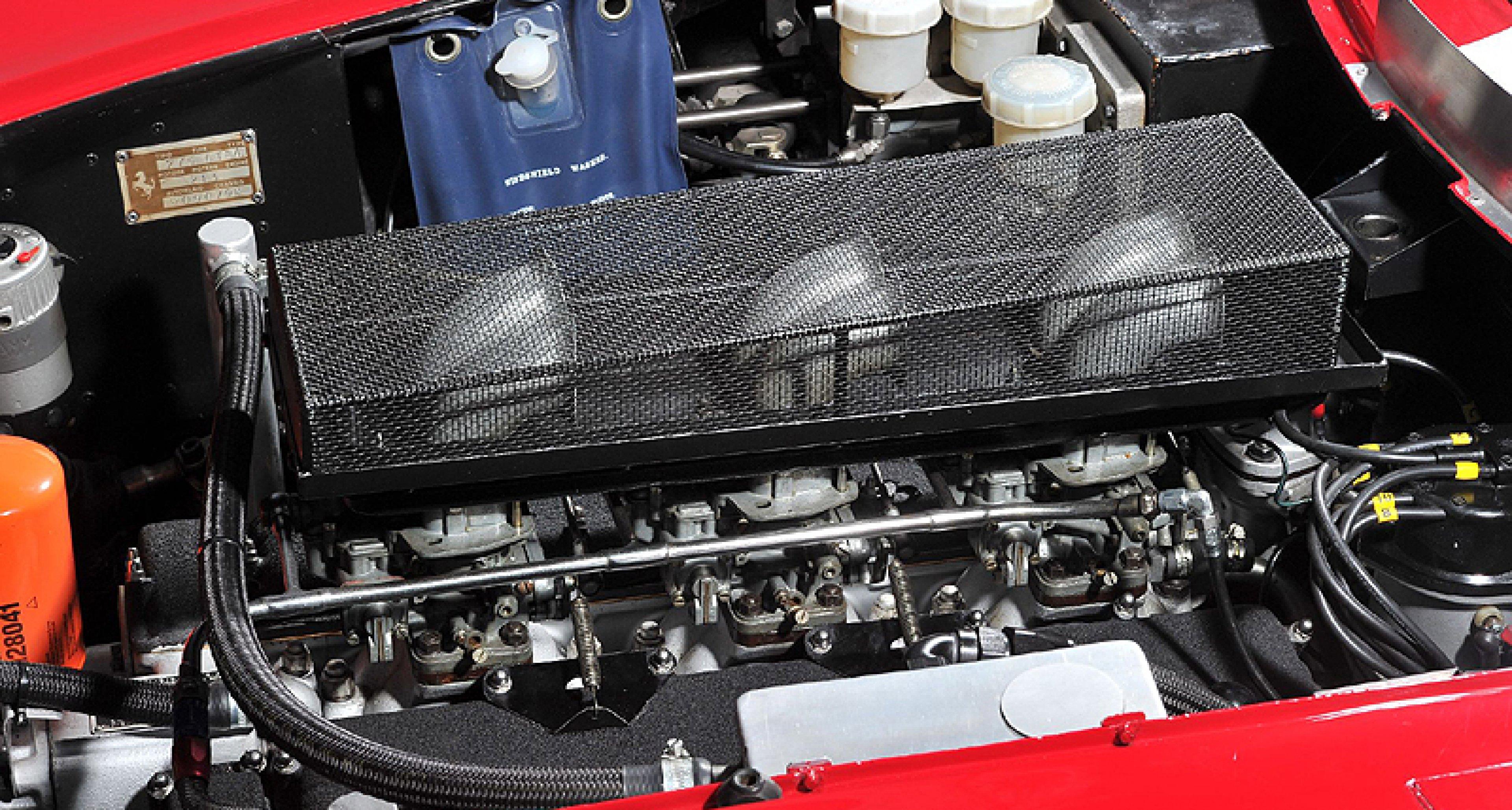 Triple Le Mans Entry 1966 Ferrari 275 GTB/C to Star at Rétromobile 2013