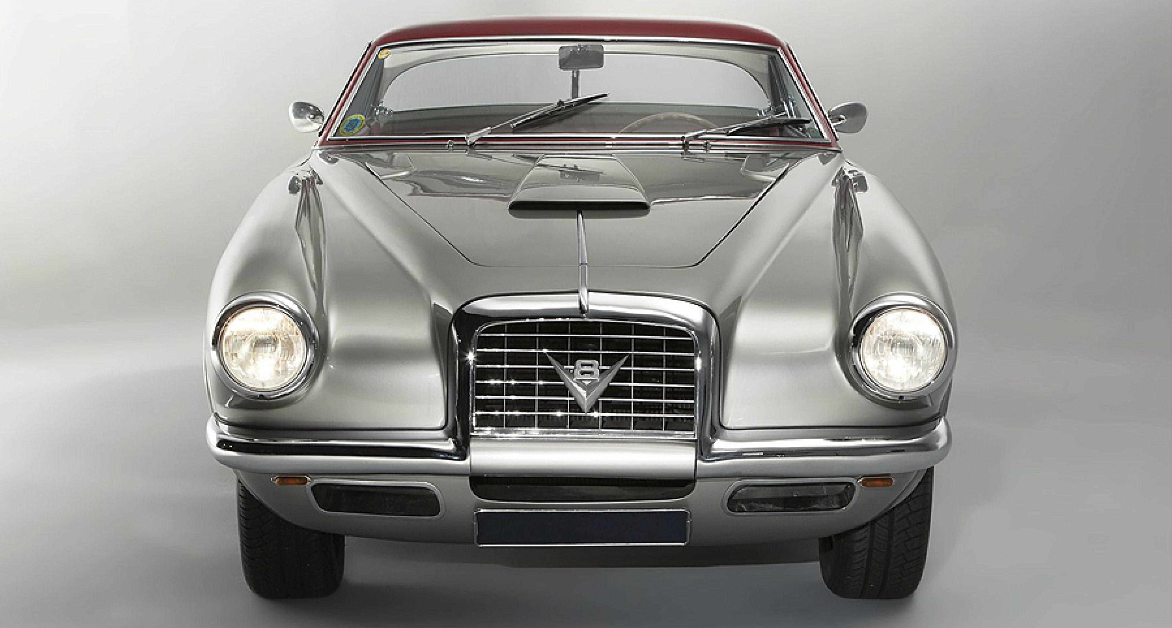 Fiat 'Otto Vu' Coupé by Vignale: One of thirteen