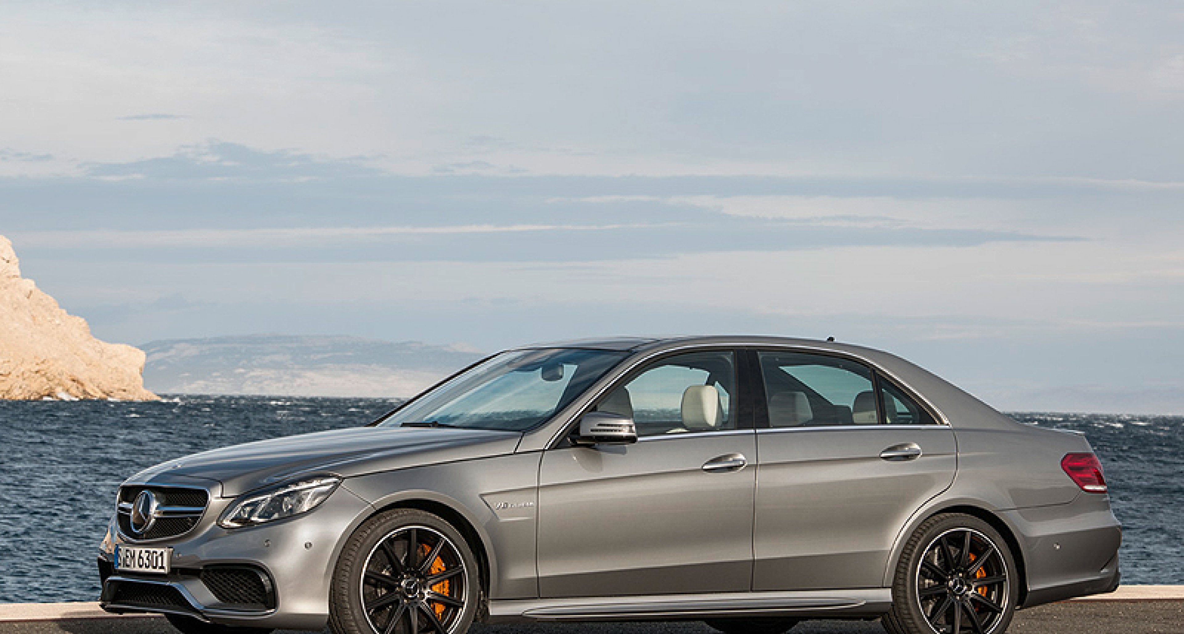 Mercedes-Benz E63 AMG 4Matic S: The 'other Quattro'