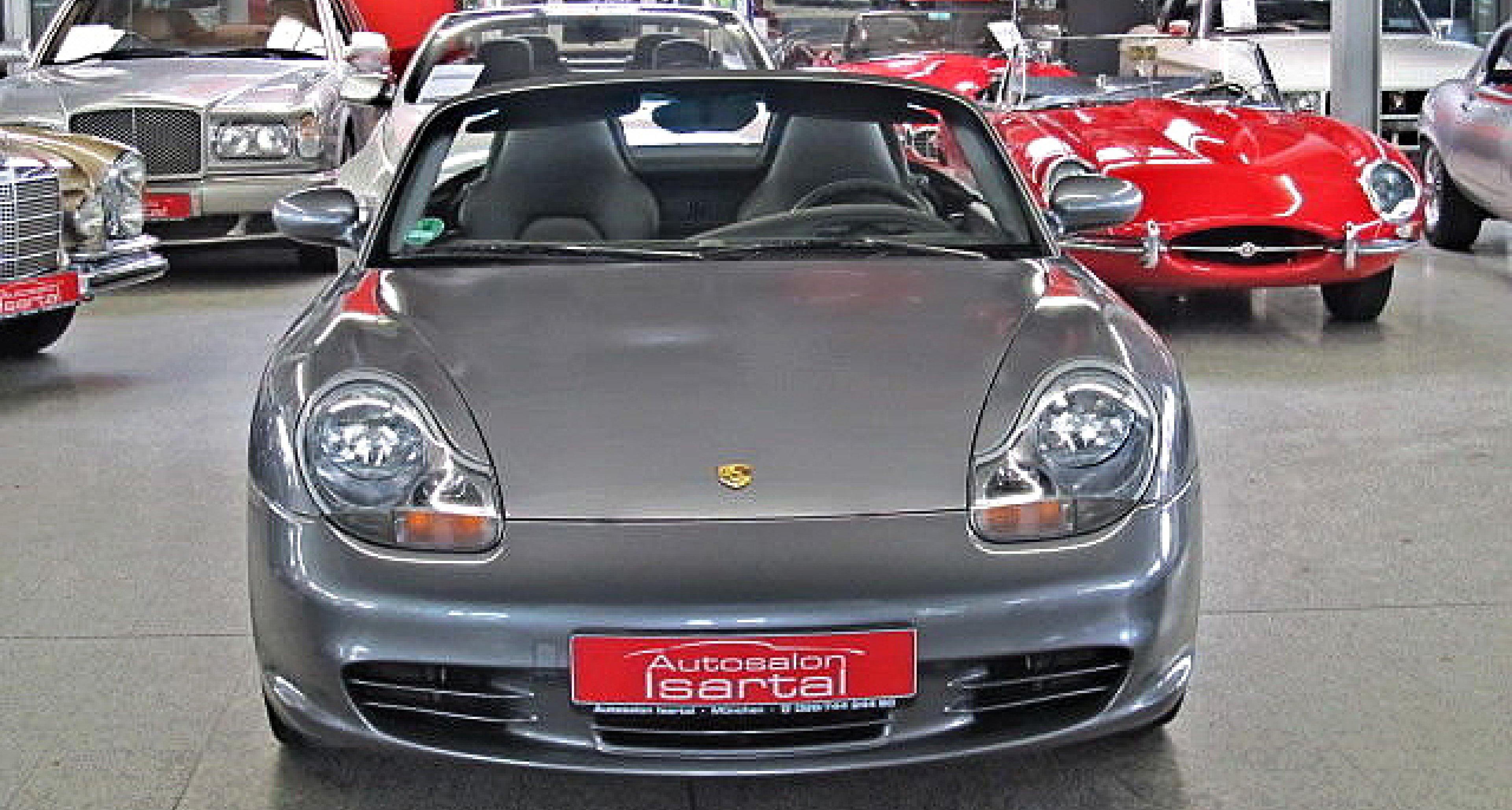 Porsche Boxster: Cutting edge, or cutting hair?