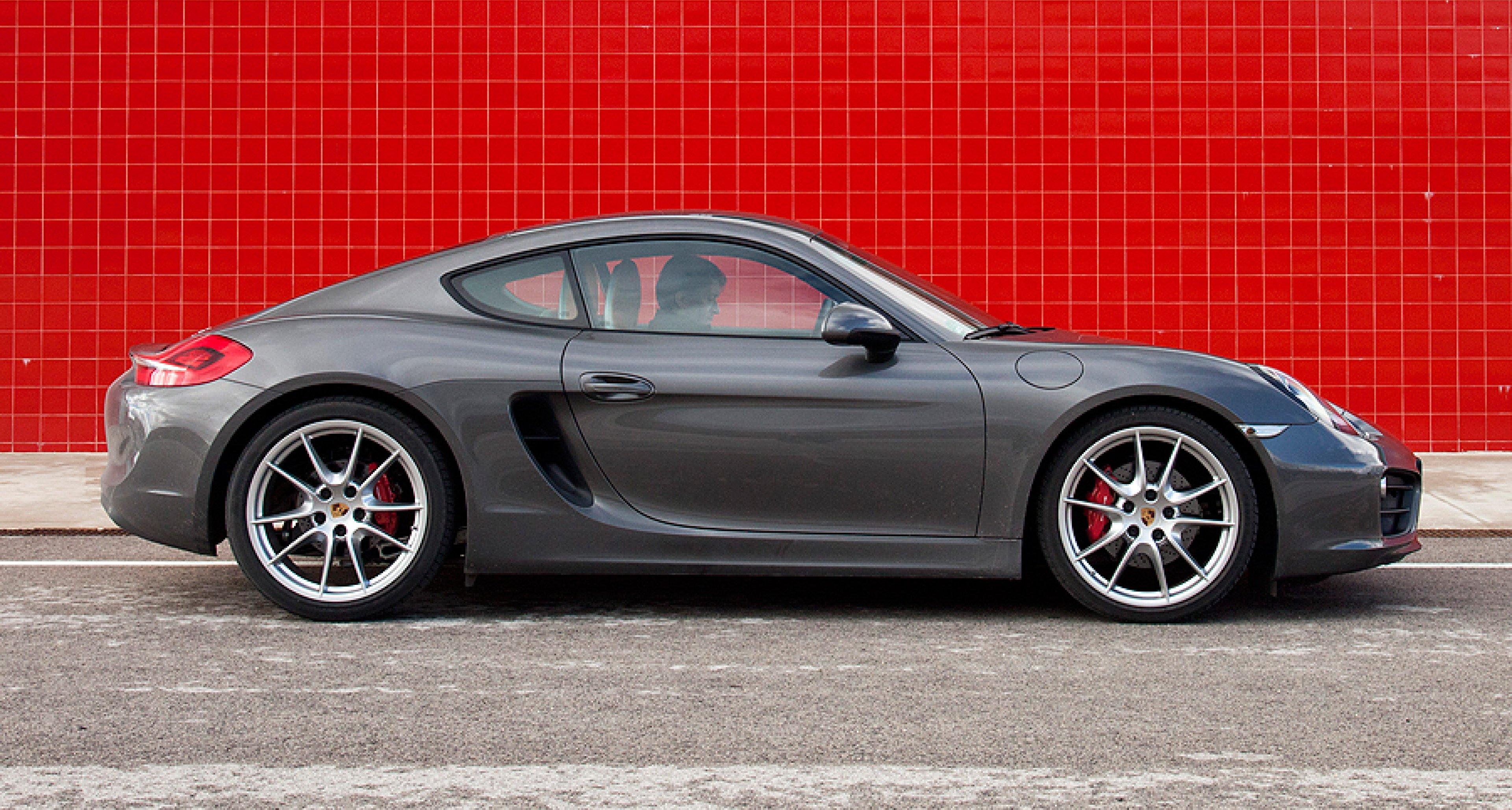 Porsche Cayman S: Love At First Sight ...