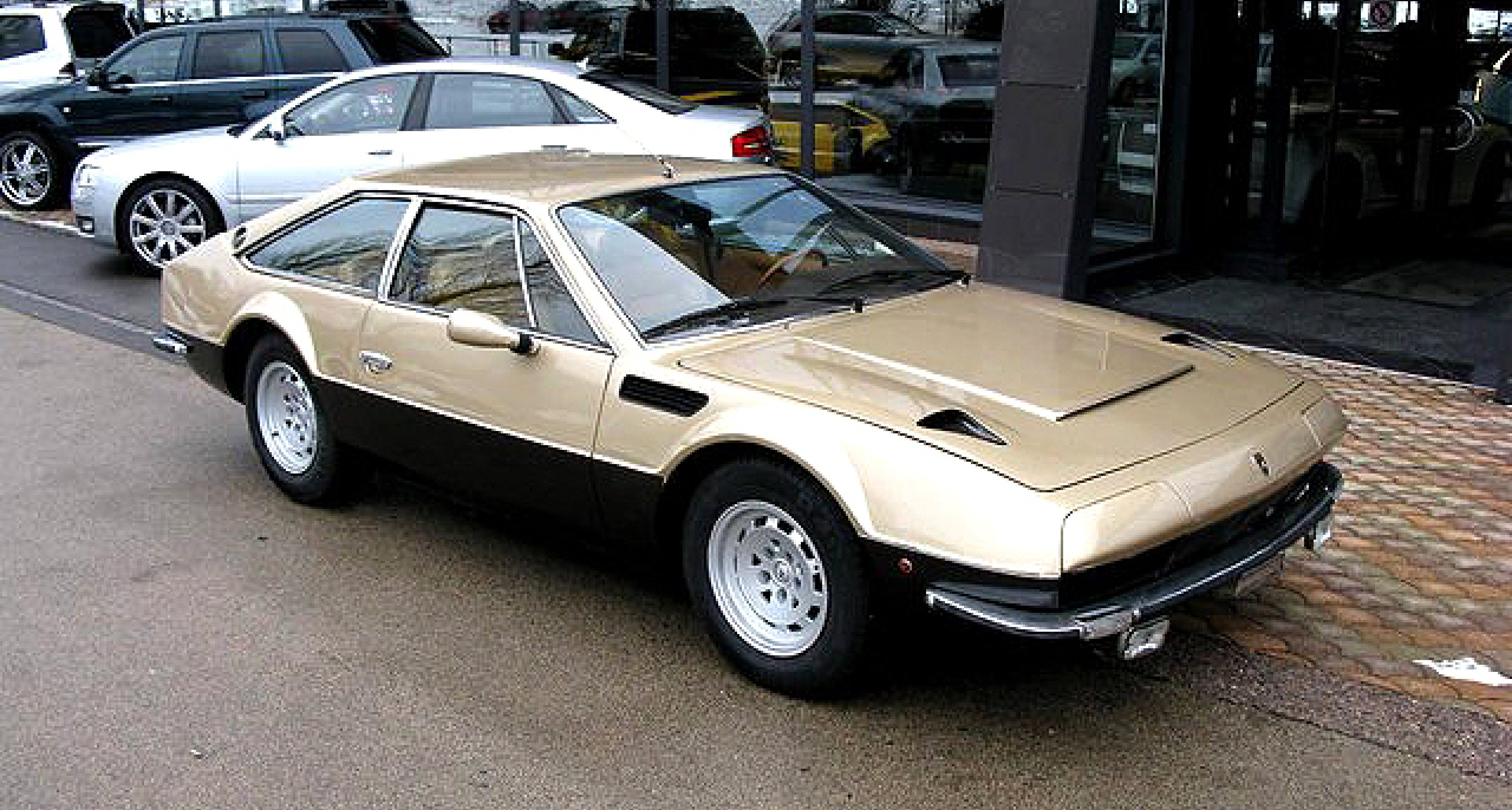 Top Five: Our favourite supercars of the 70s