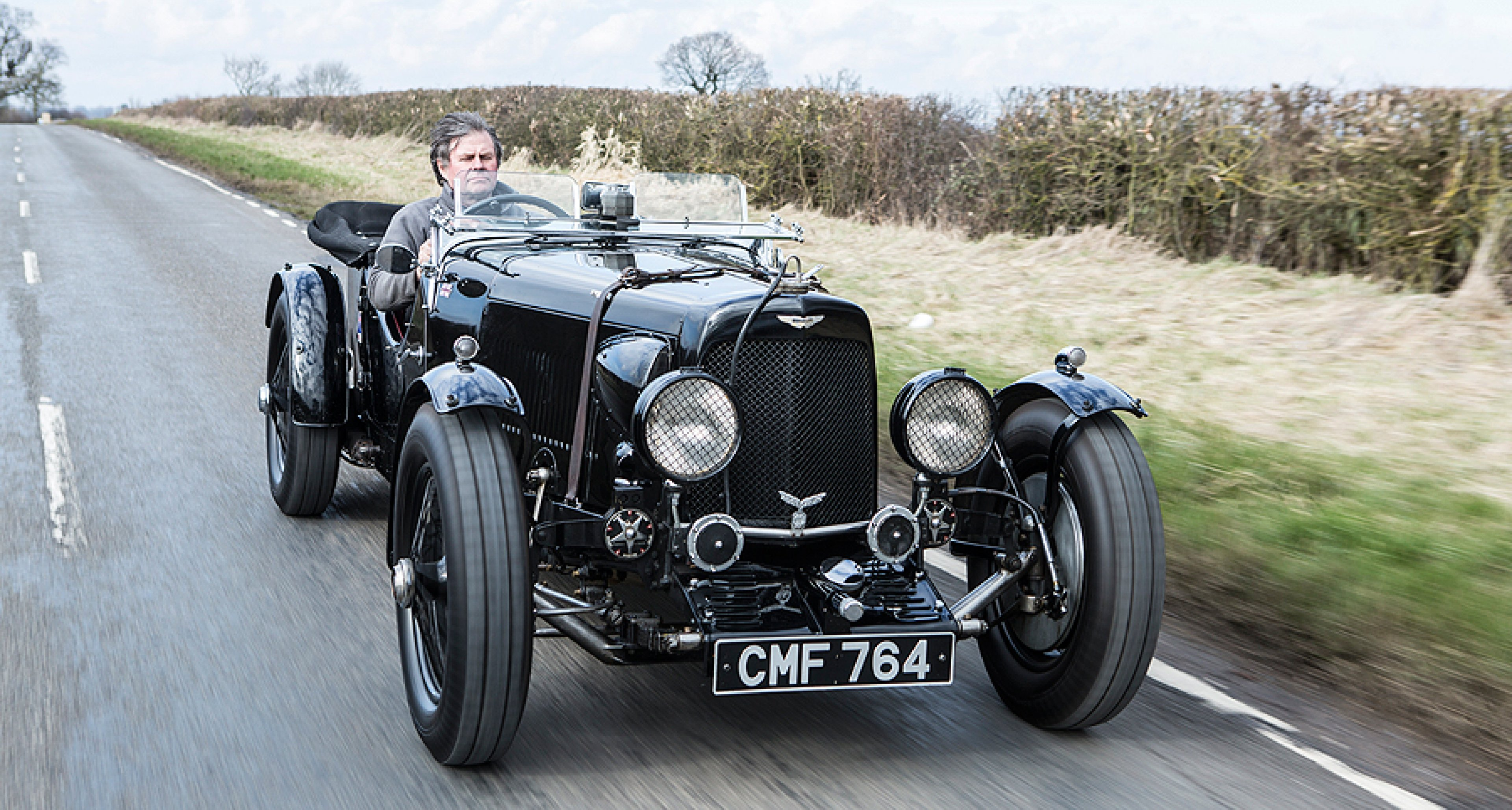 1935 Aston Martin 1 Litre Ulster Return Ticket To The Racetrack Classic Driver Magazine
