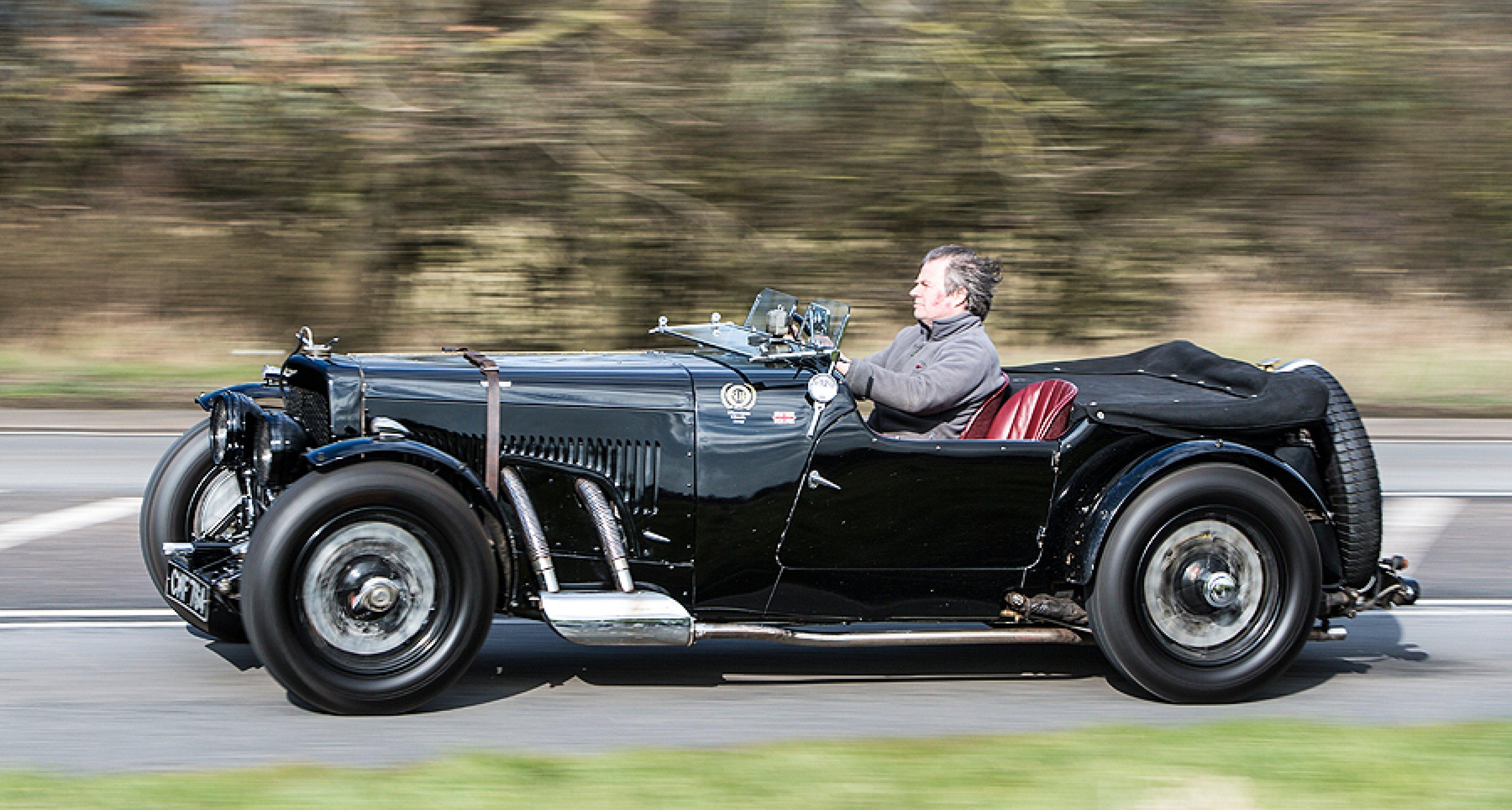 Aston Martin Ulster Von 1935 Einmal Rennstrecke Und Zurück Classic Driver Magazine