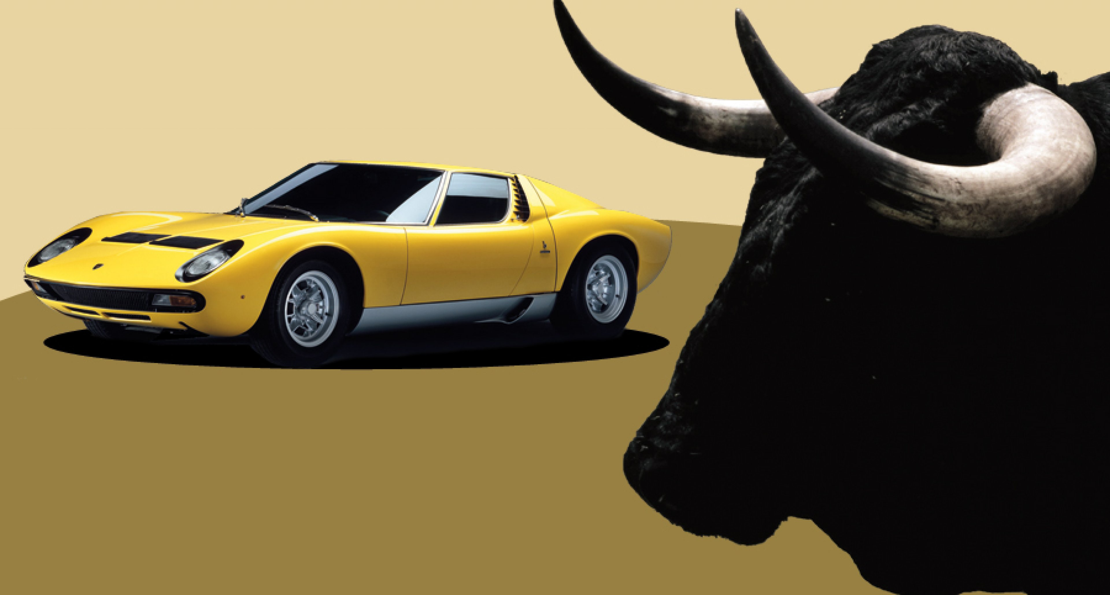 Bull Headed The Art Of Naming Lamborghinis Classic Driver Magazine