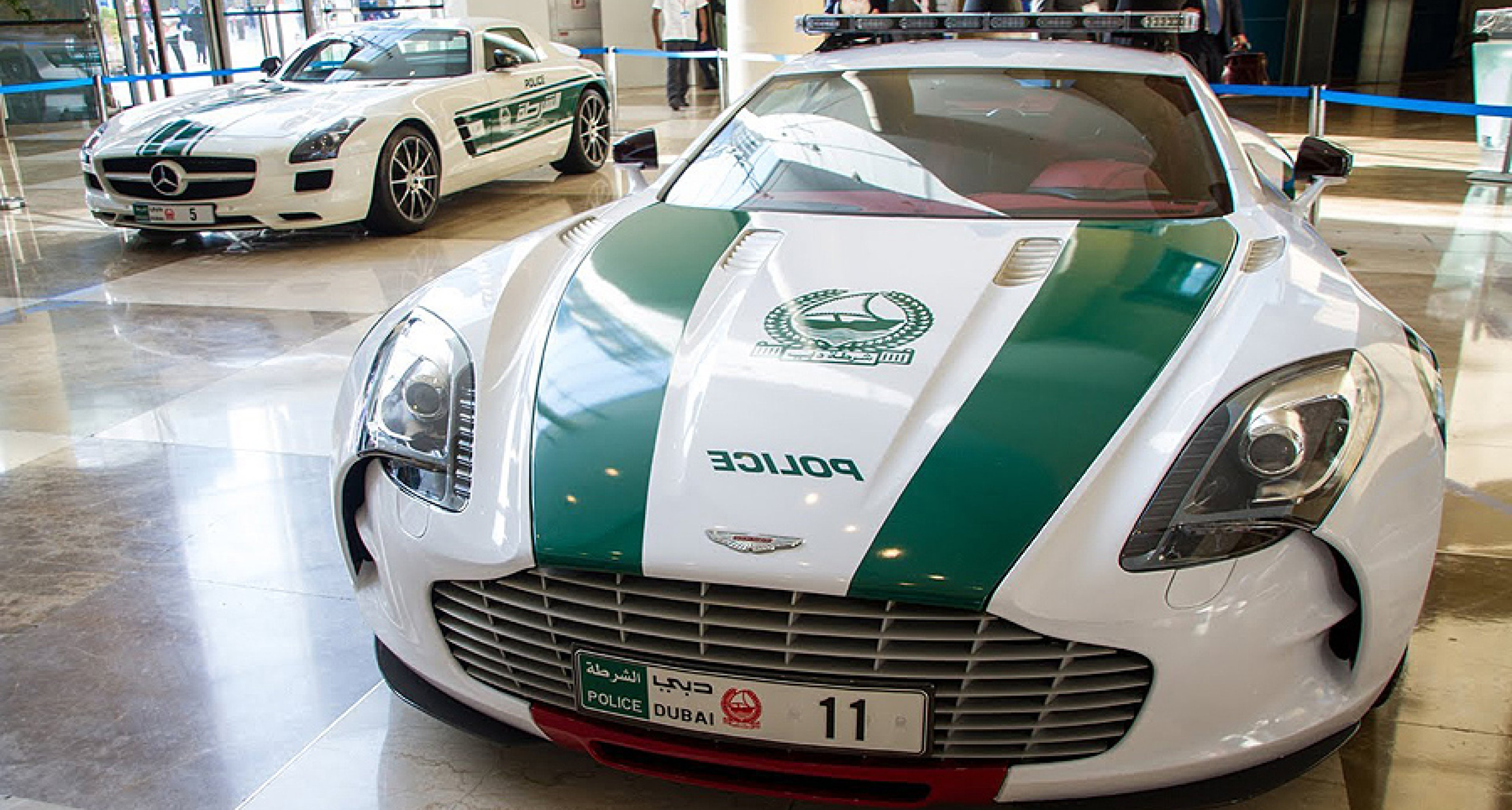 Crime Doesn T Pay The Fastest Police Cars In History