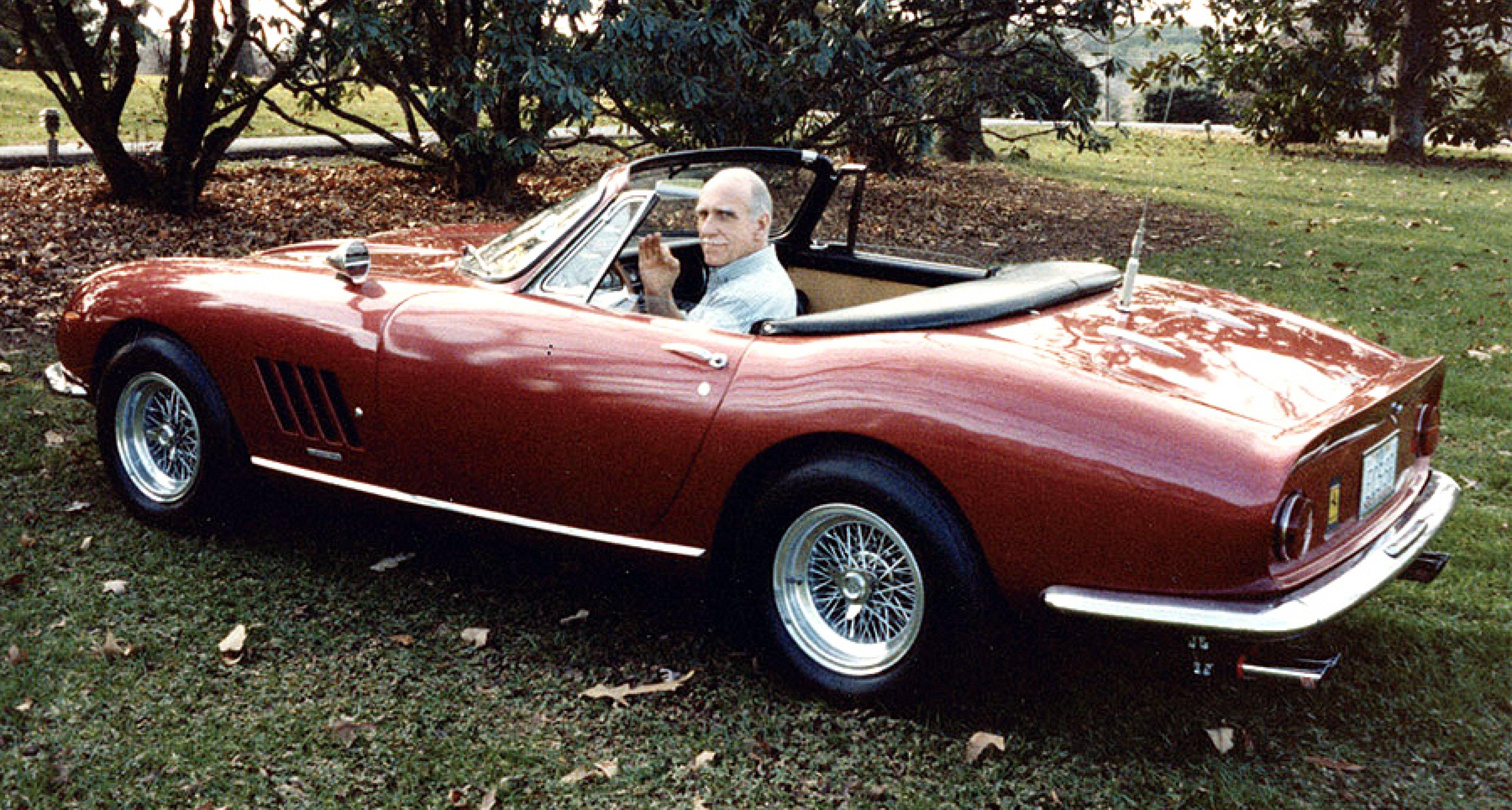 Seltene Gelegenheit Ferrari 275 Gtb 4 N A R T Spyder Aus Erstbesitz Bei Rm In Monterey Classic Driver Magazine