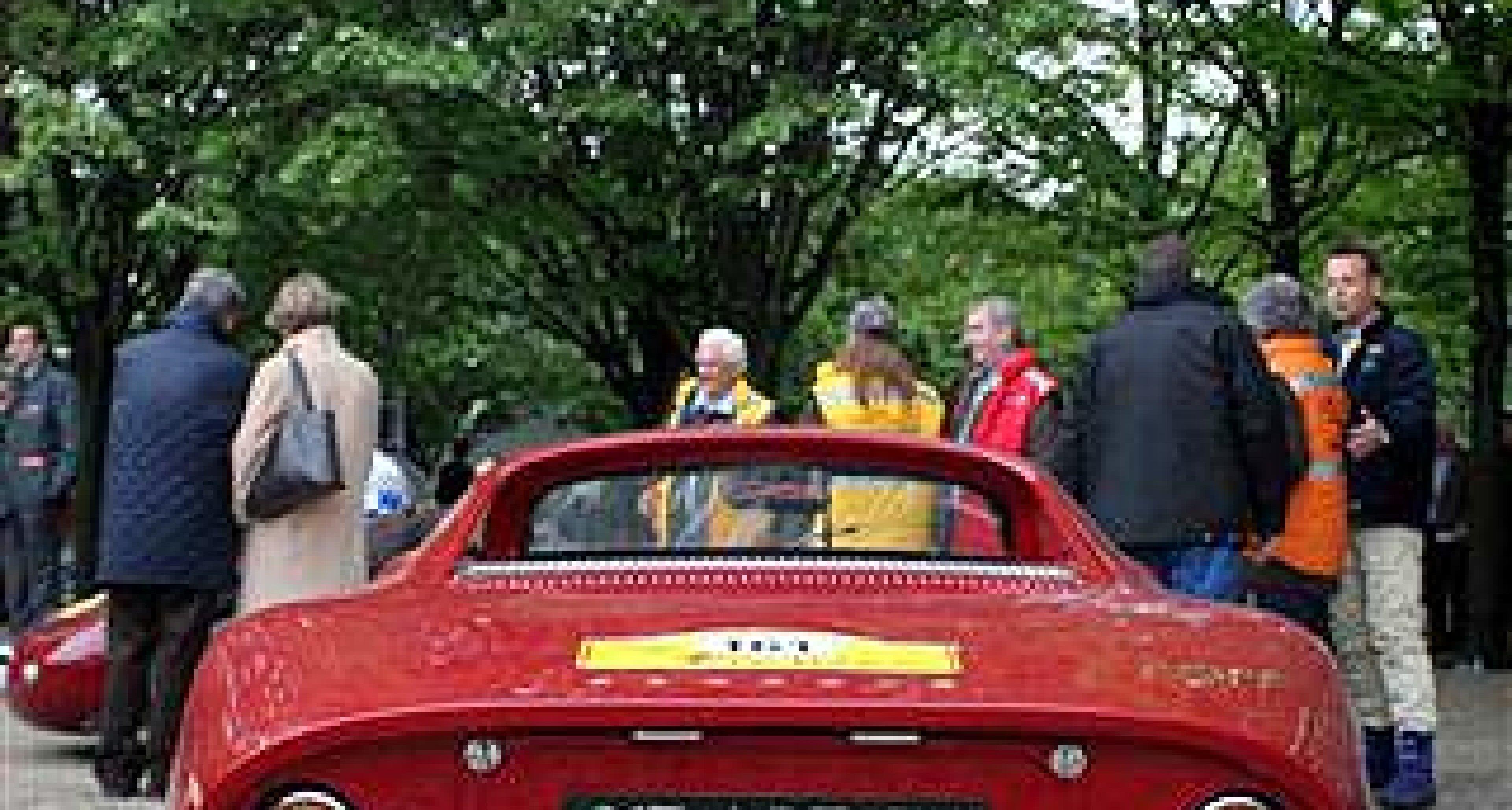 Endspurt – Tour Auto 2005