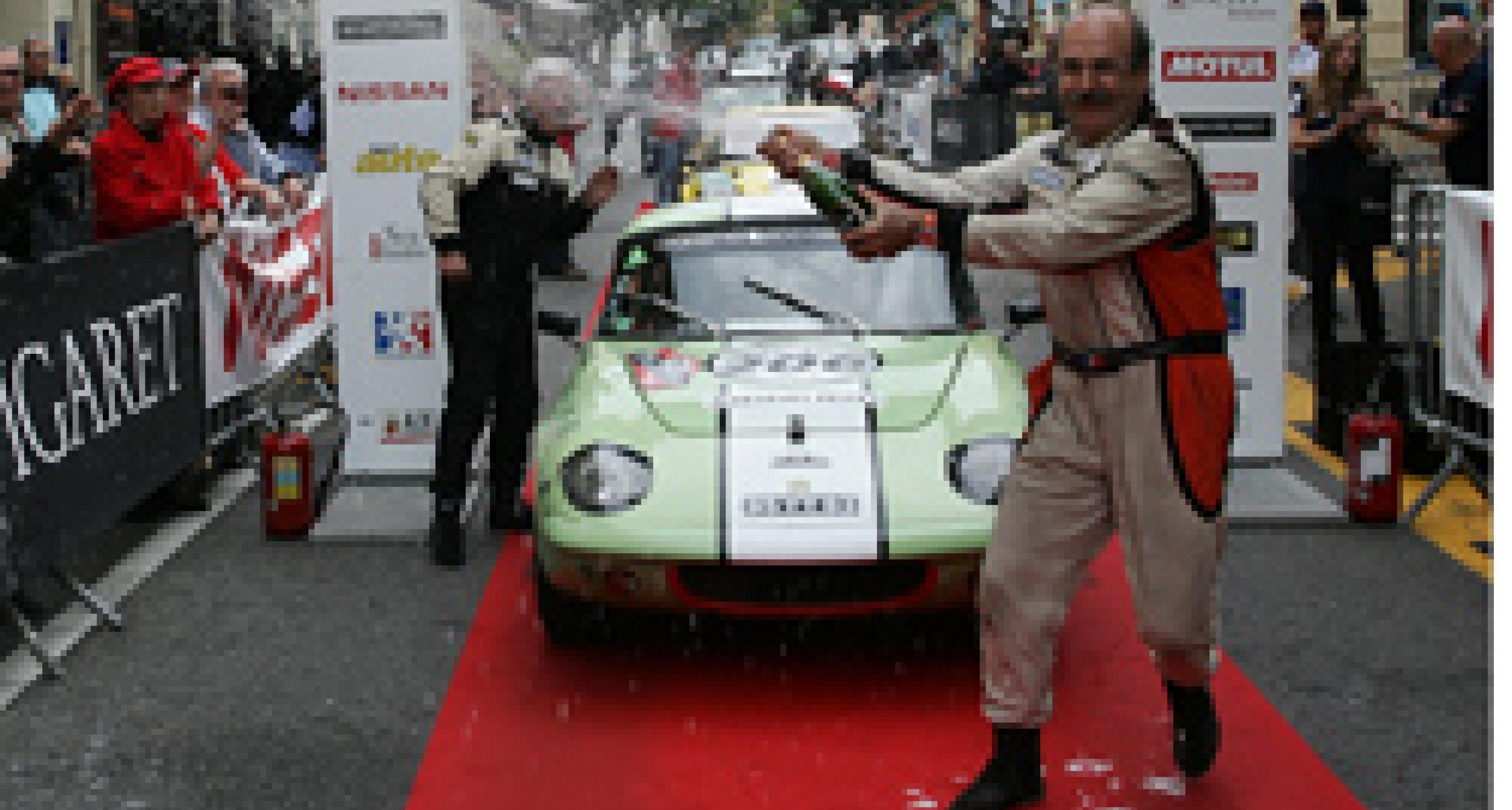 Tour Auto 2010: Rückblick