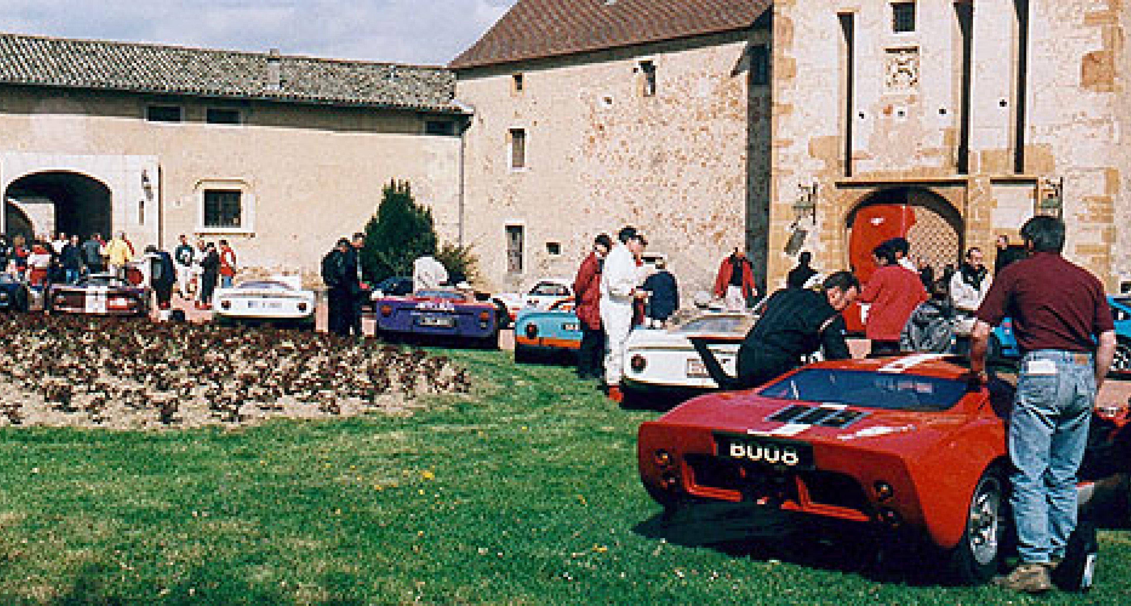 2003 Tour de France Auto summary - Day Three