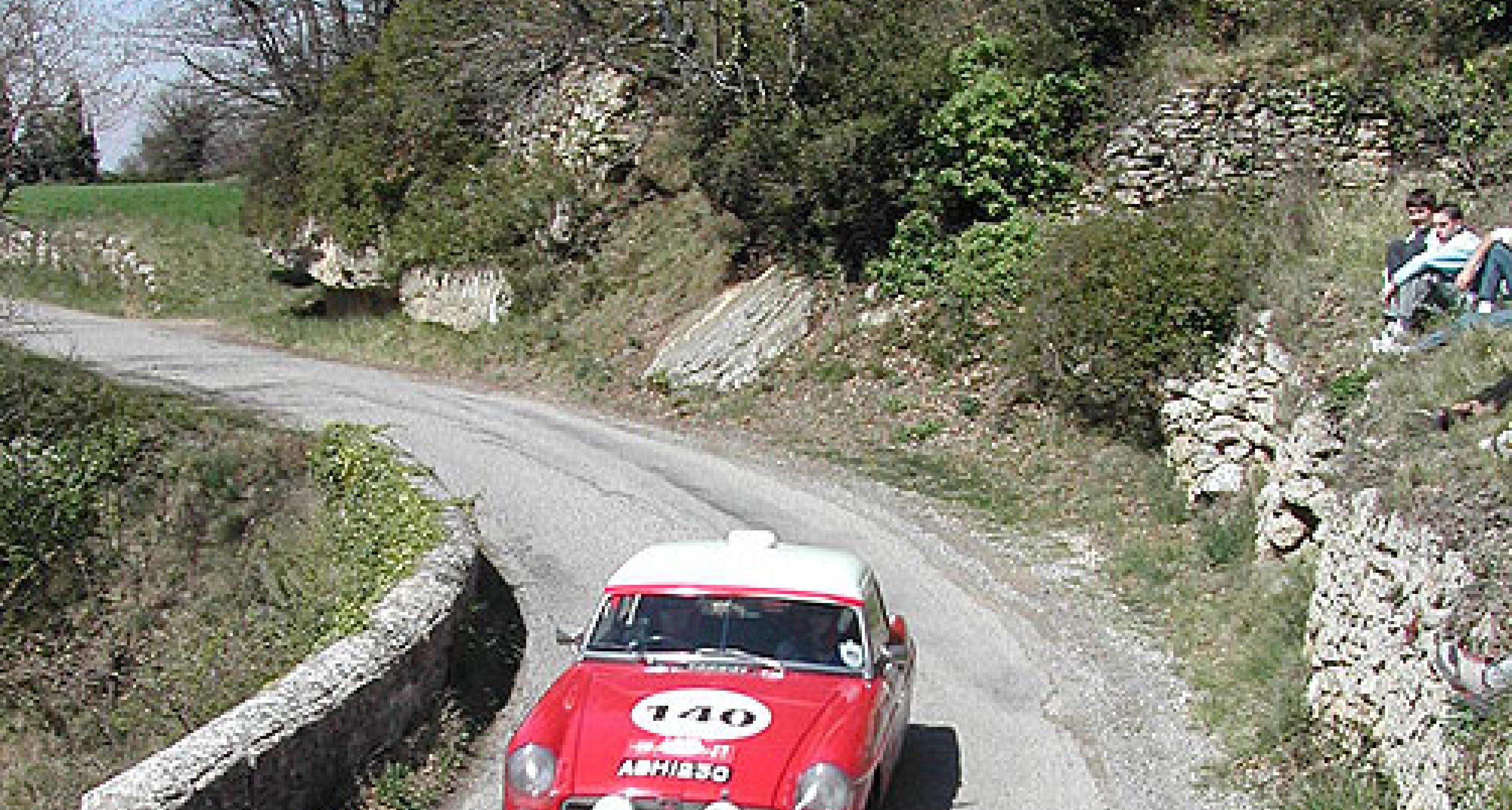 2003 Tour de France Auto summary - Day Six