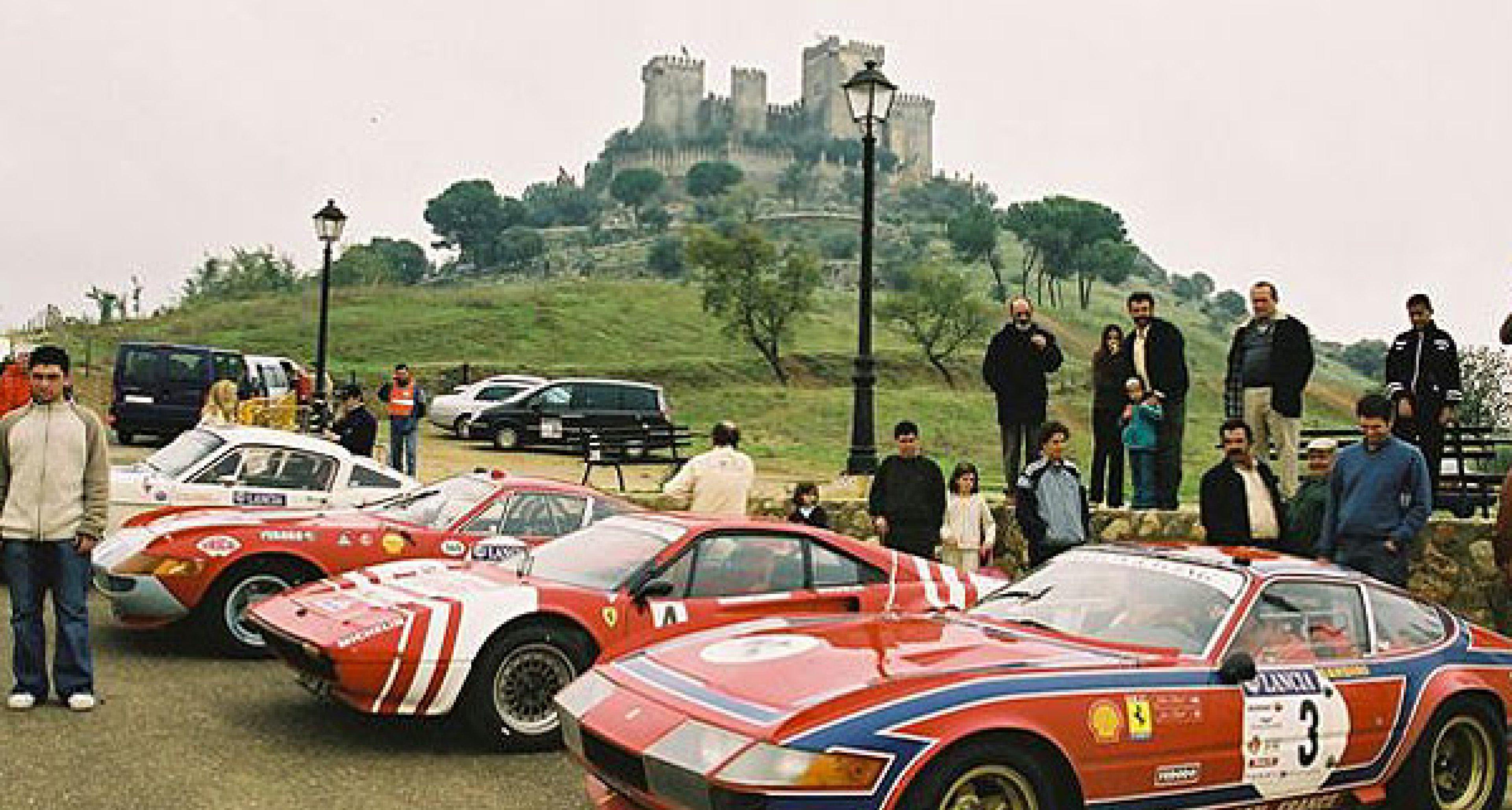 5th Tour de España - November 2003
