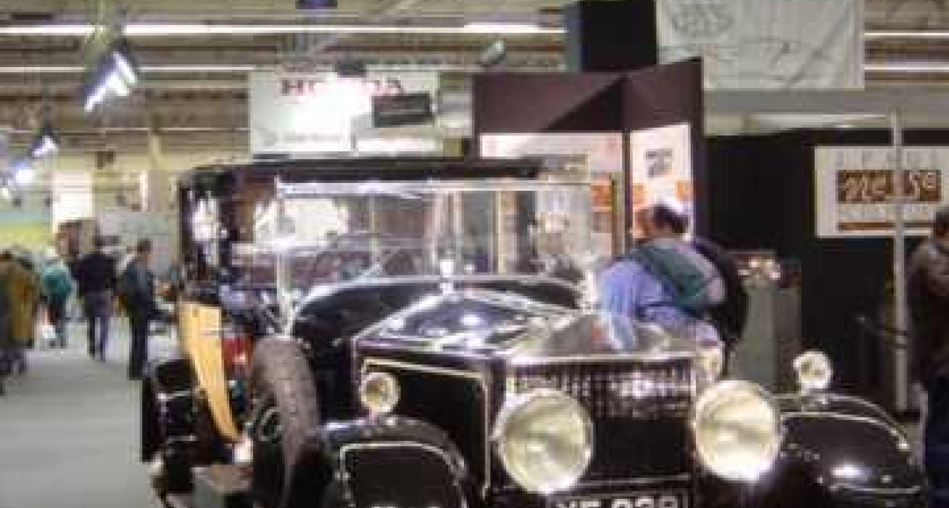 2004 Rétromobile – picture gallery