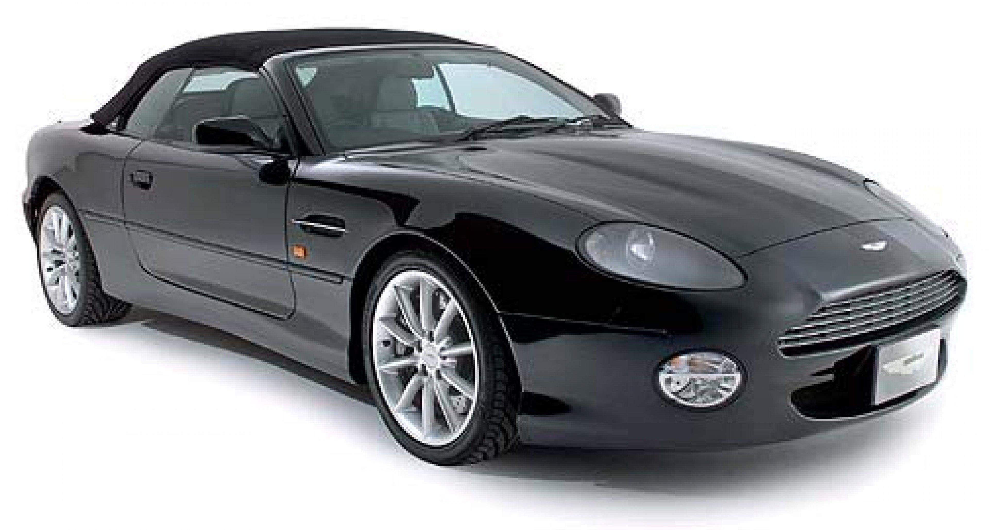 The Aston Martin DB7 - Grand Tourer