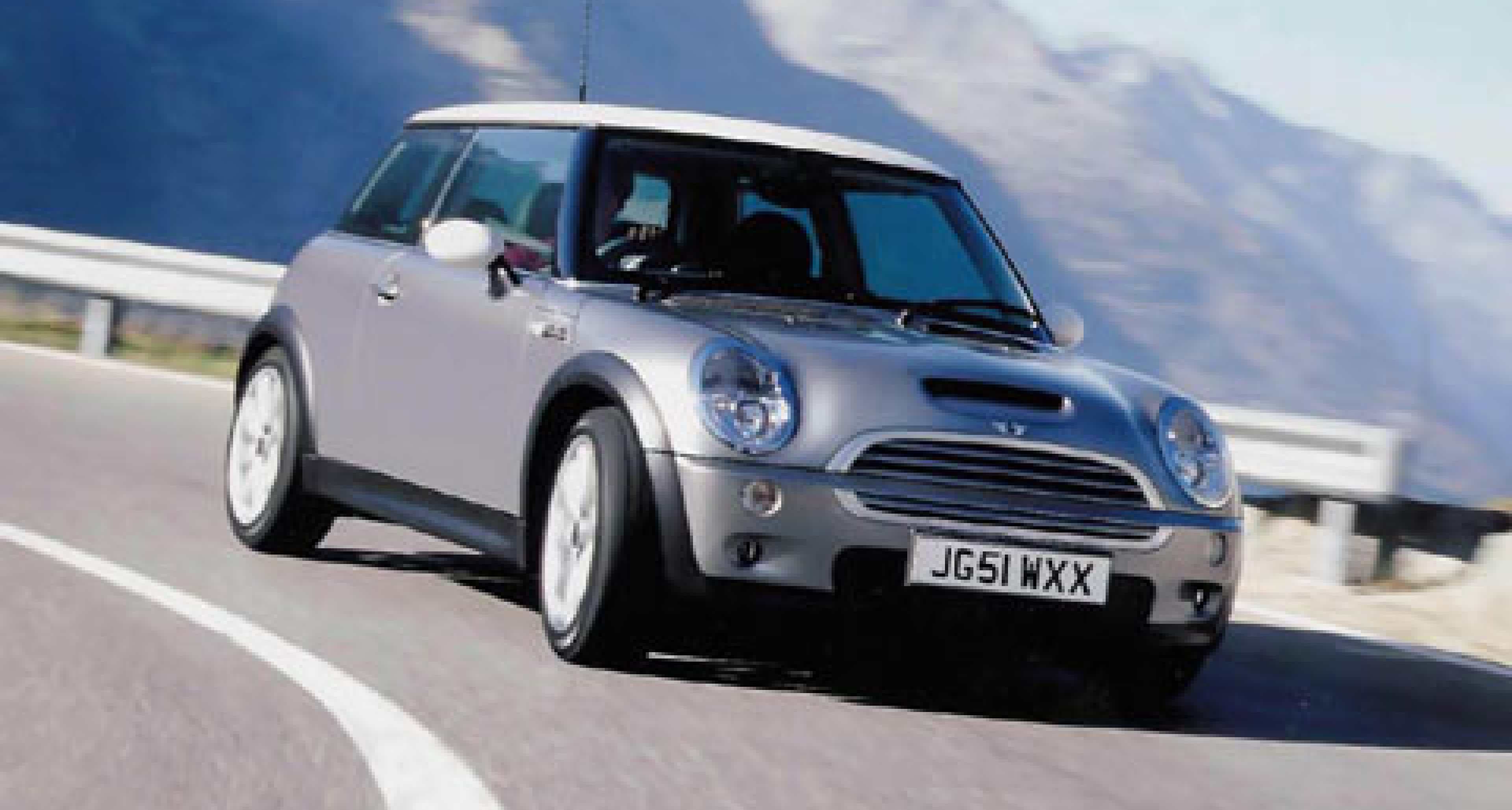 New MINI Cooper S on sale from June