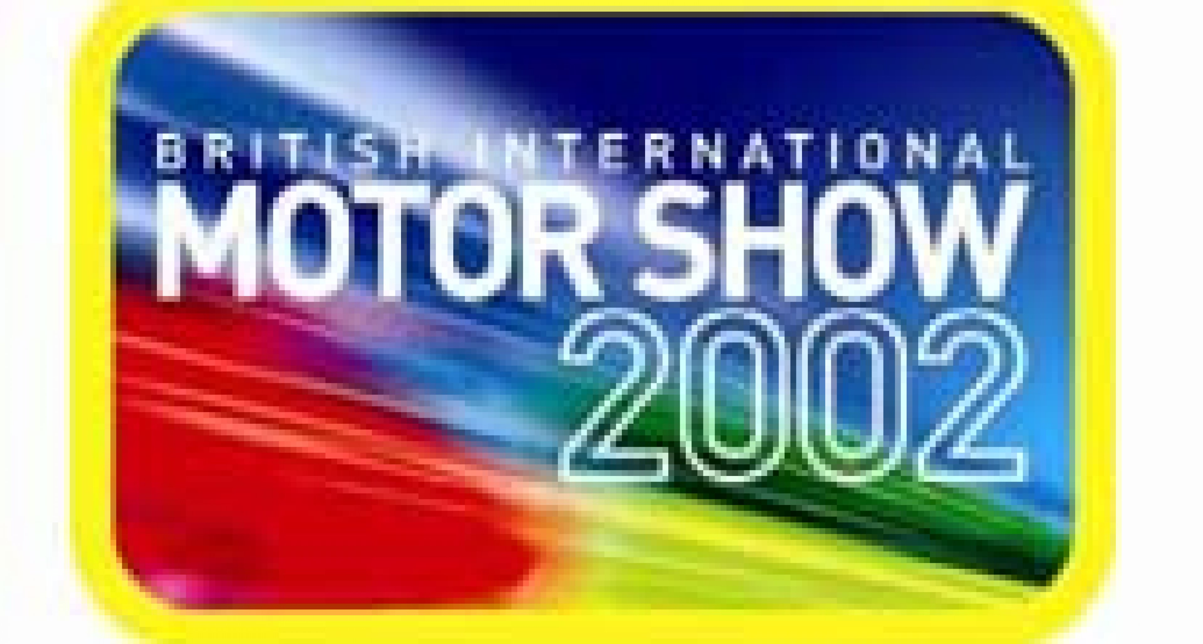 British International Motor Show 2002