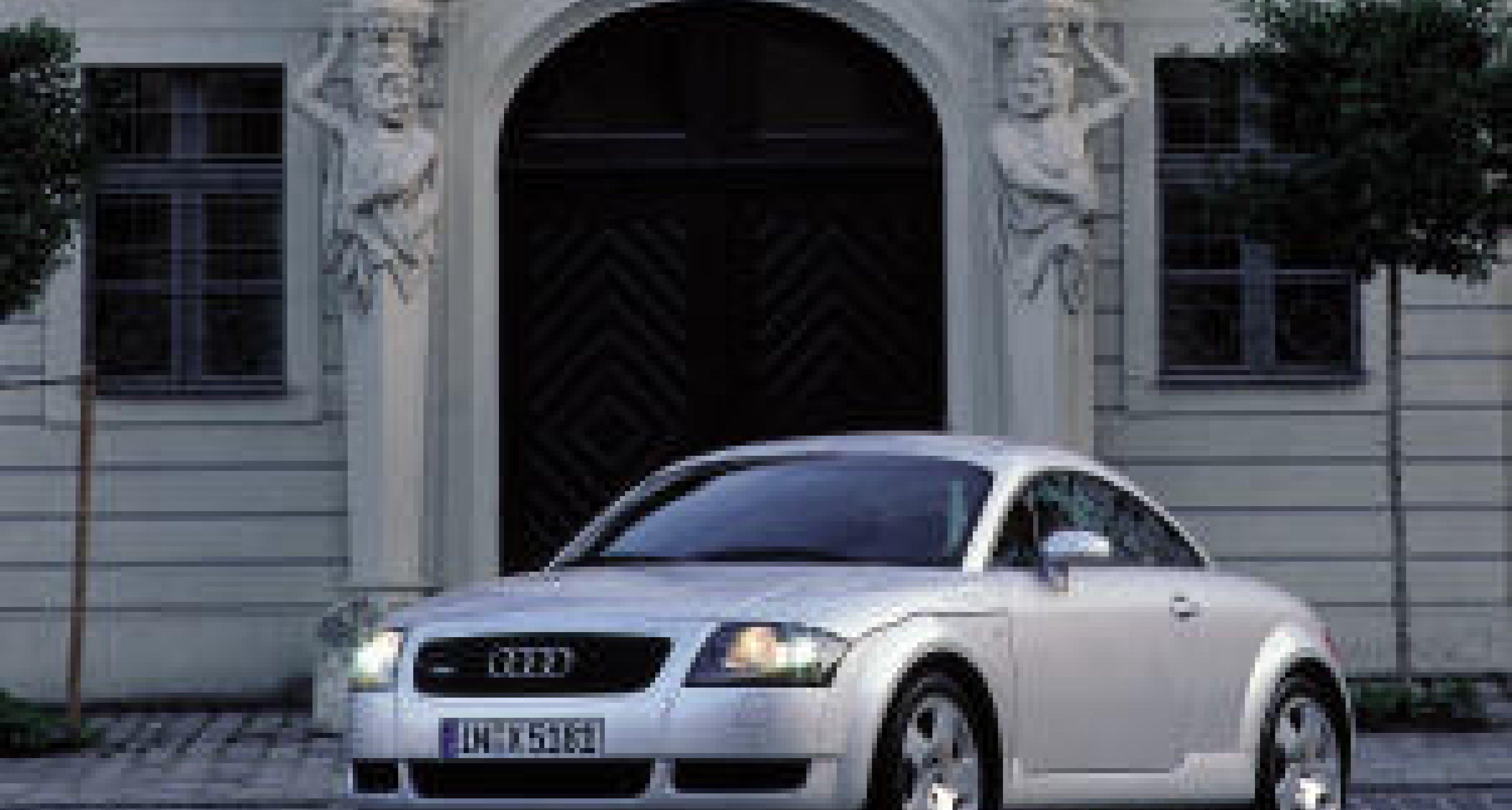 UK Sees Audi TT Upgrades – at No Extra Cost