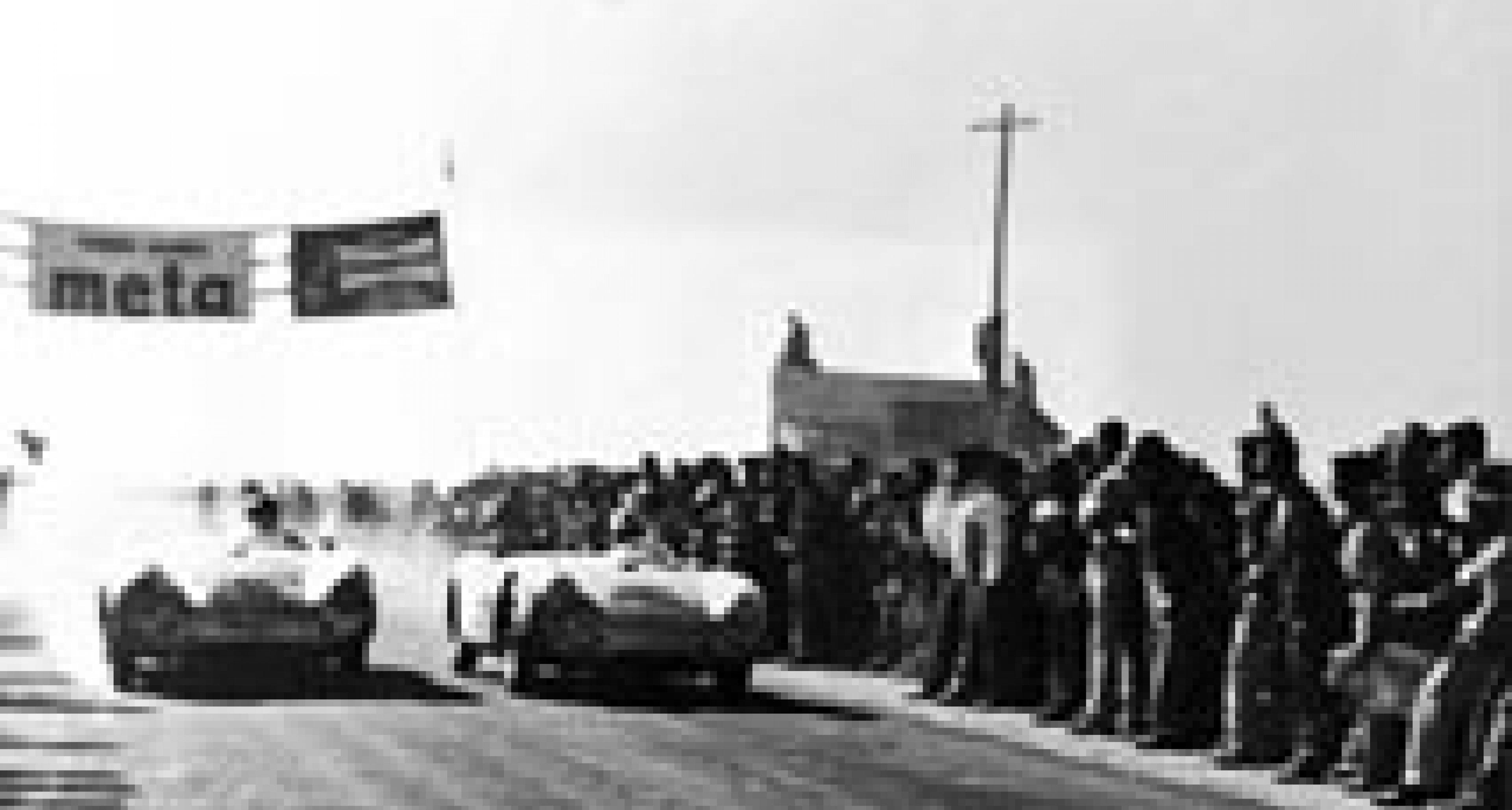 Porsche on the Carrera Panamericana