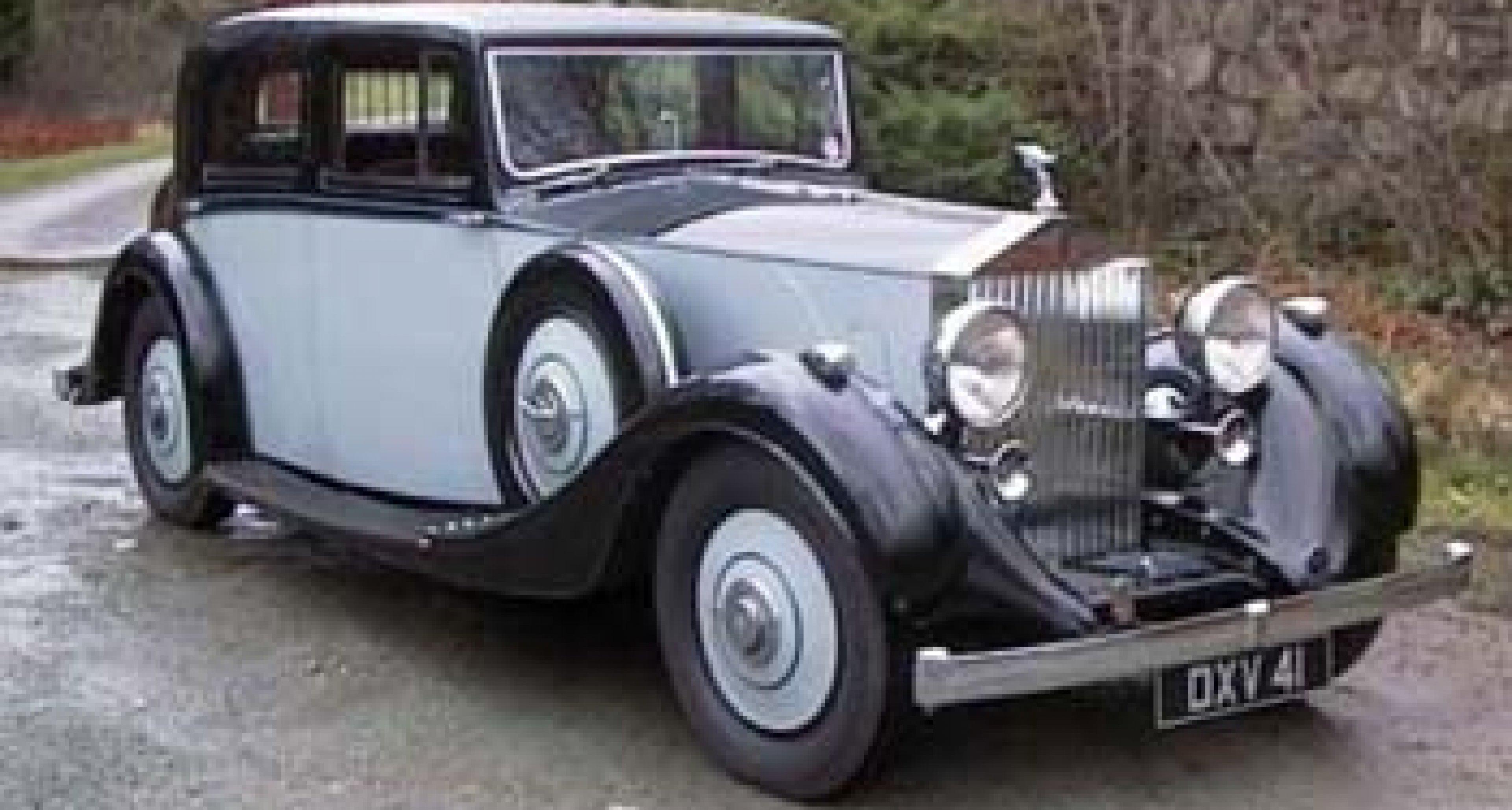 Wanted - Rolls-Royce and Bentleys!