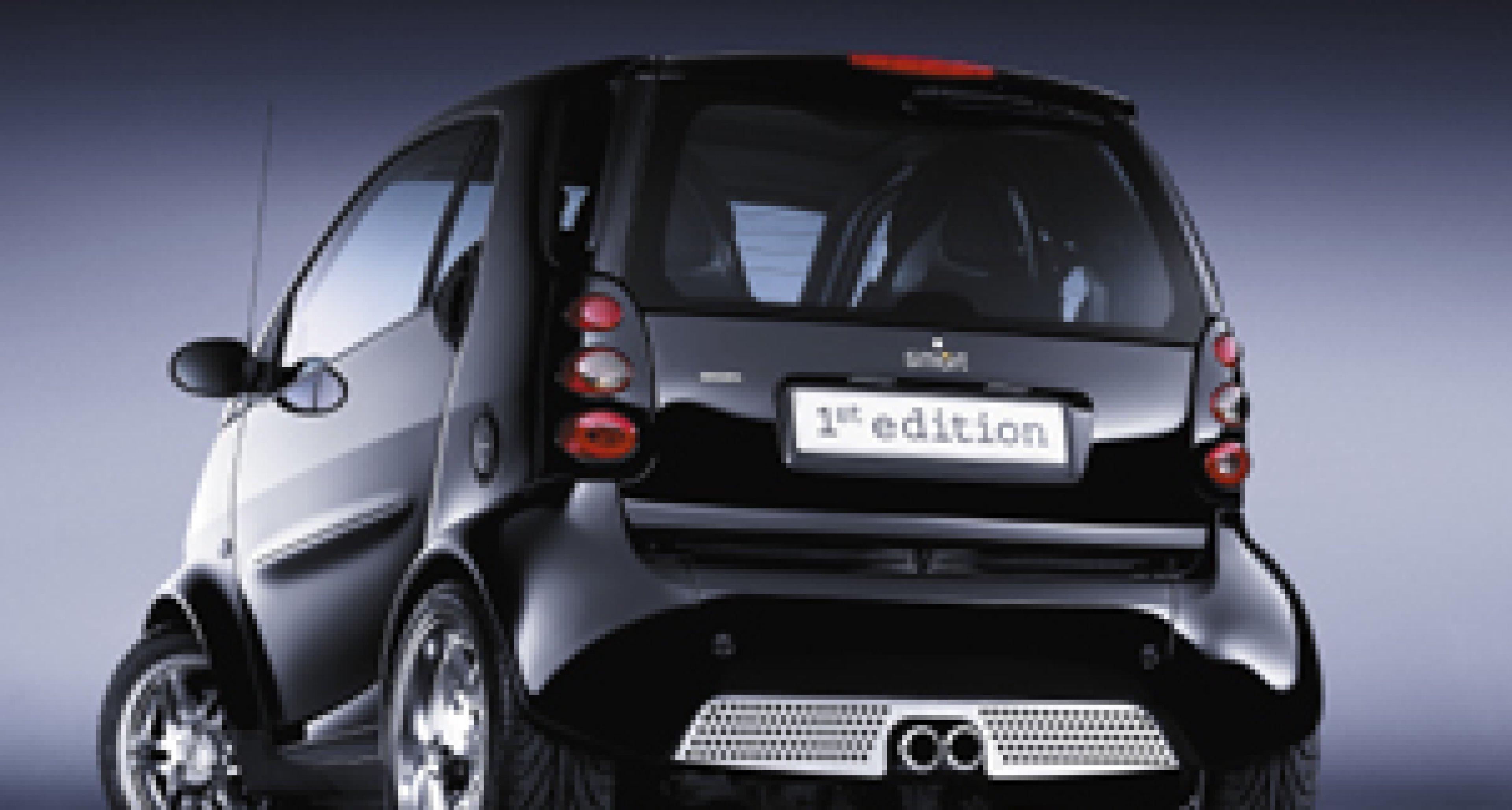 smart-Brabus GmbH extends the smart product range