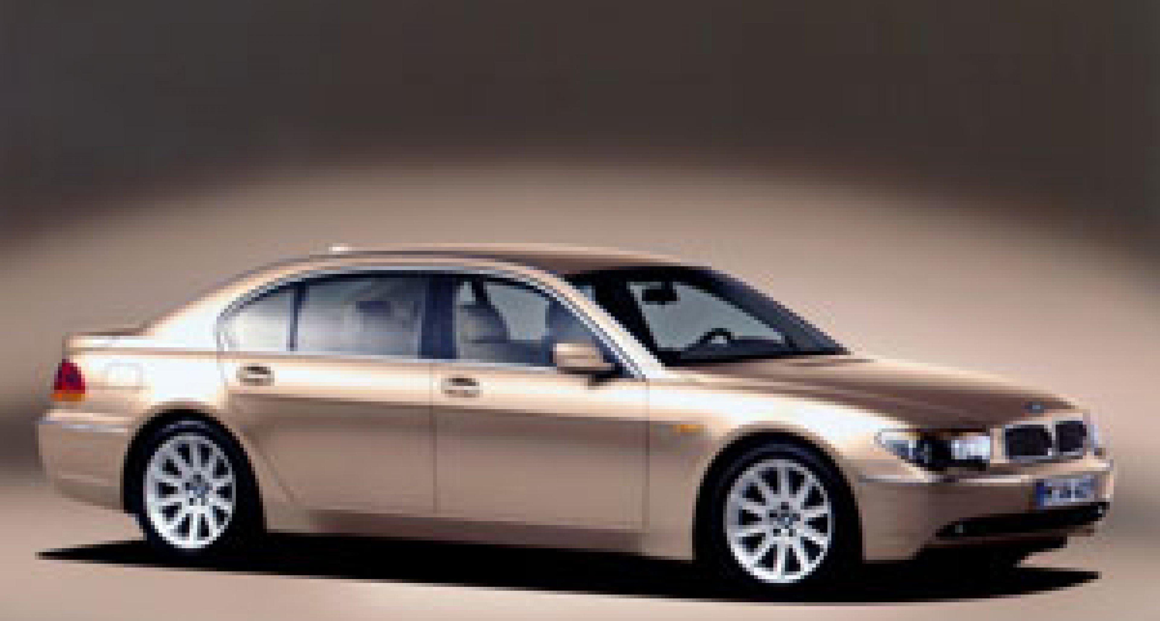 BMW announces LWB 7 Series