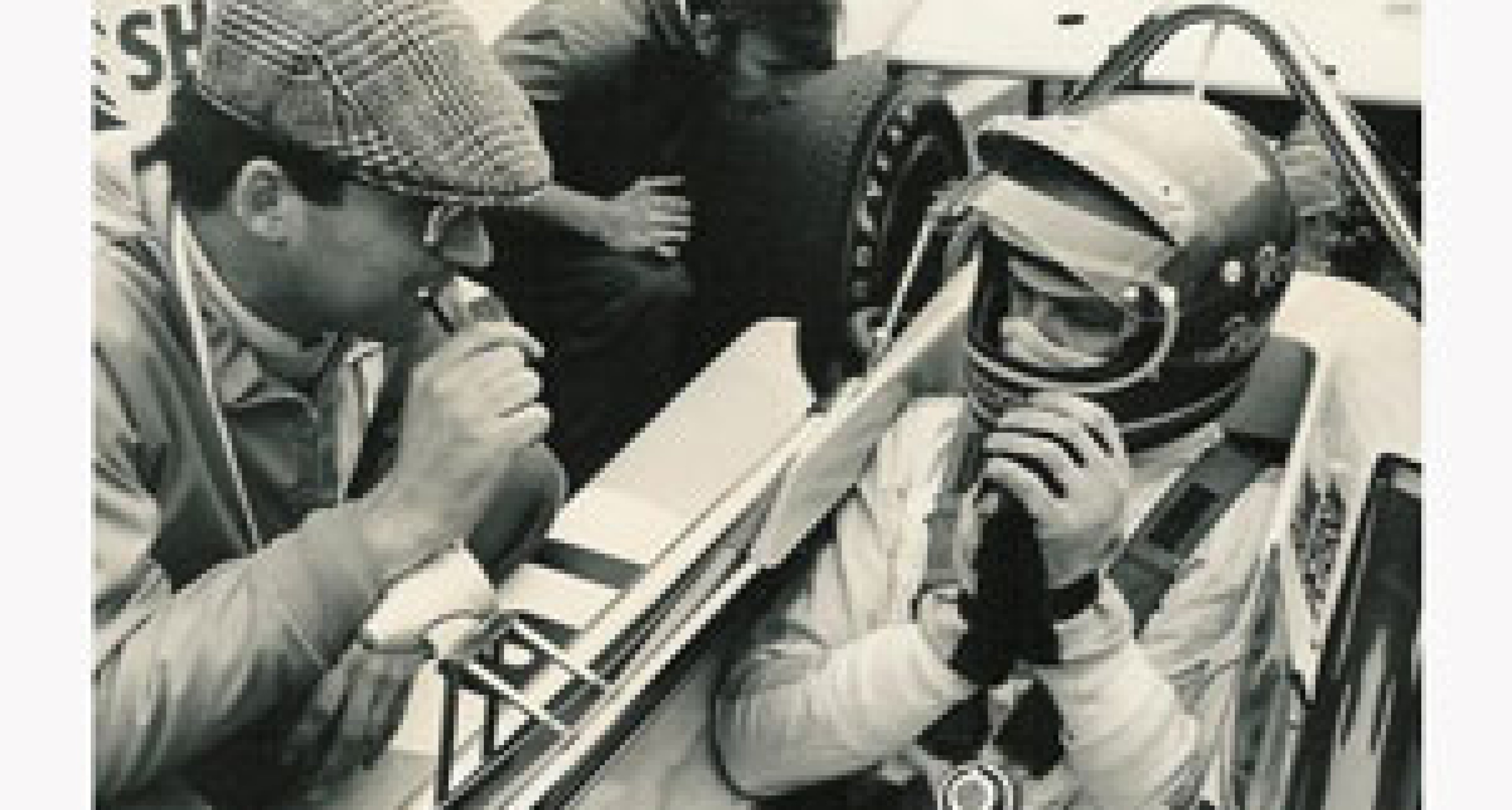 Racing as a privateer in Formula 1 - with Ronnie Peterson