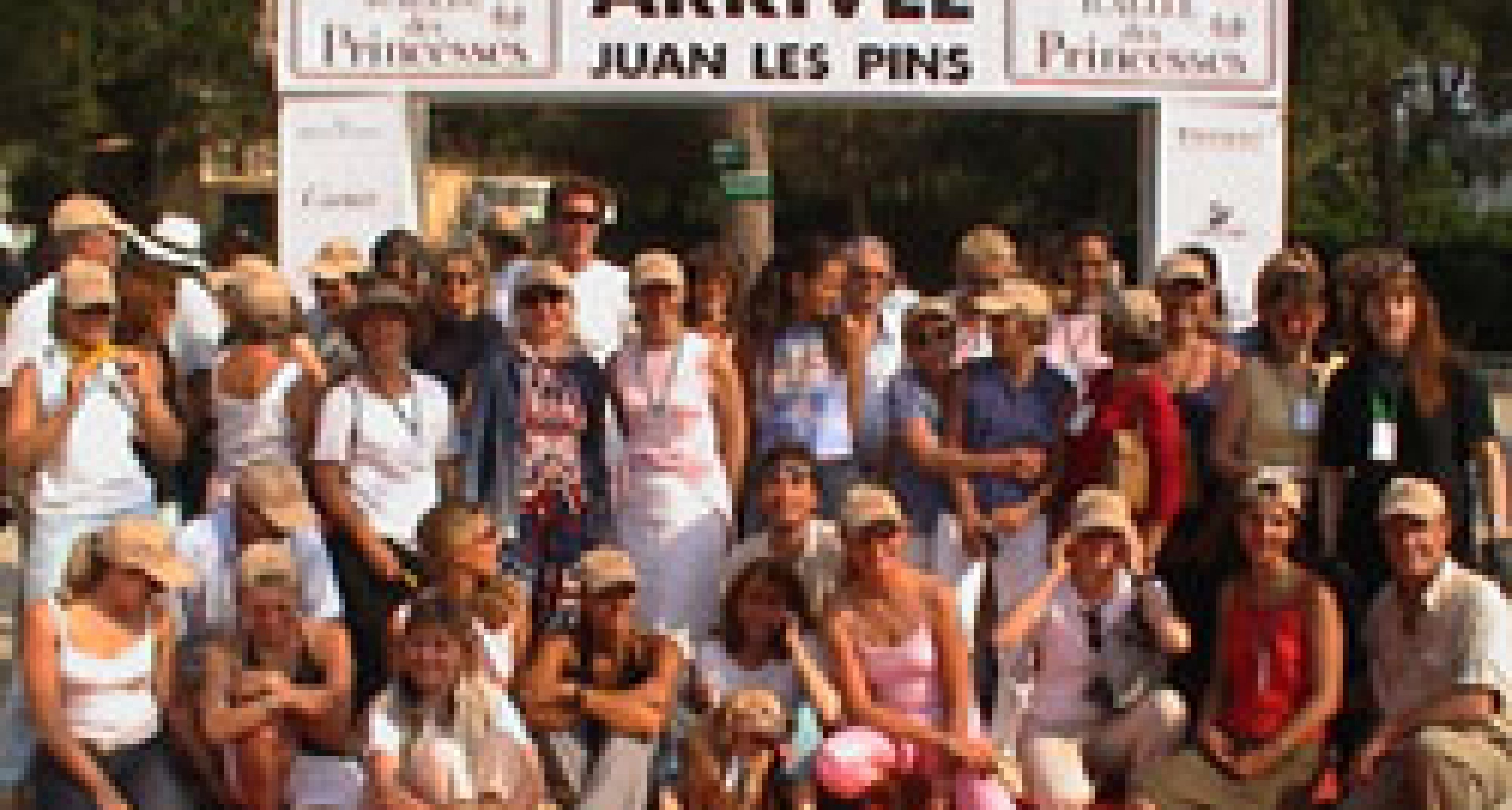 The Rallye des Princesses France June 2002