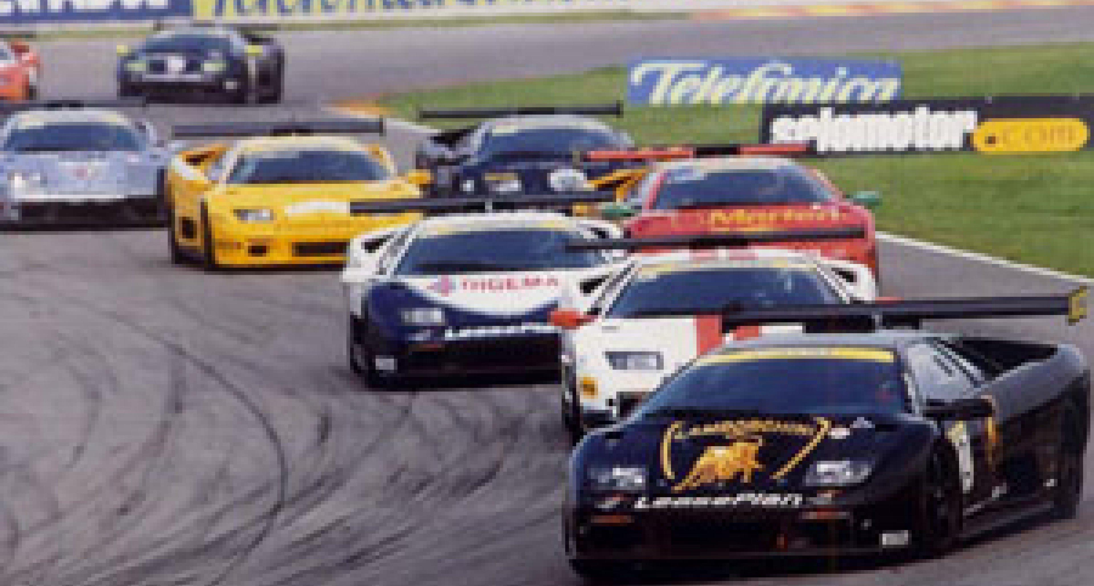 Lamborghini GTR Supertrophy 2002