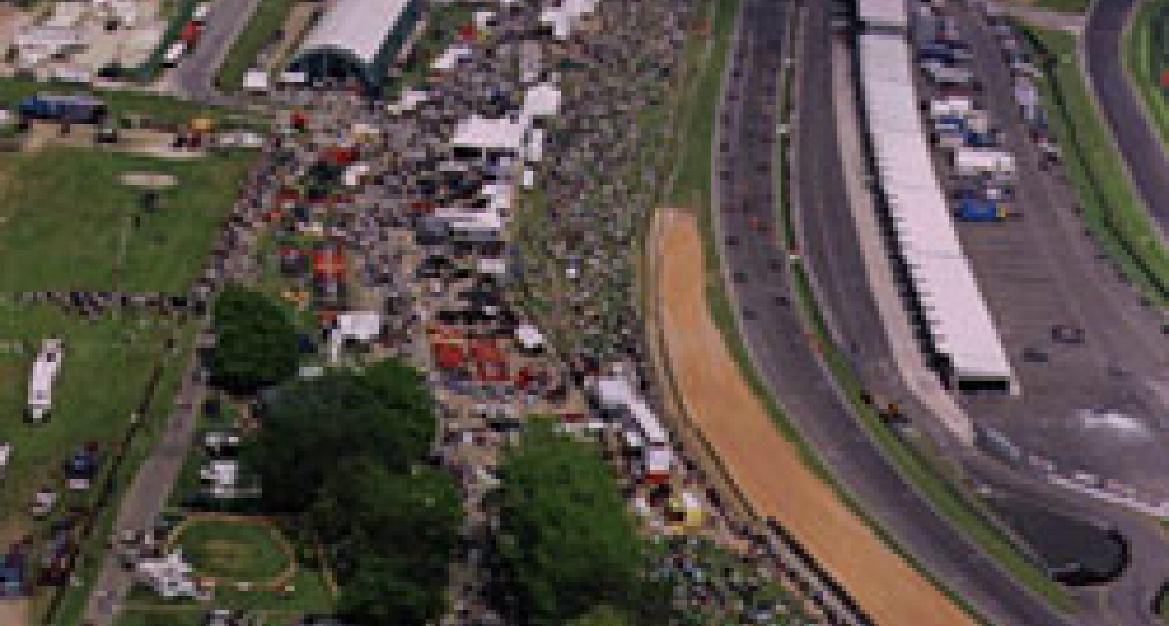 CSMA Brands Hatch Classic Festival 2002