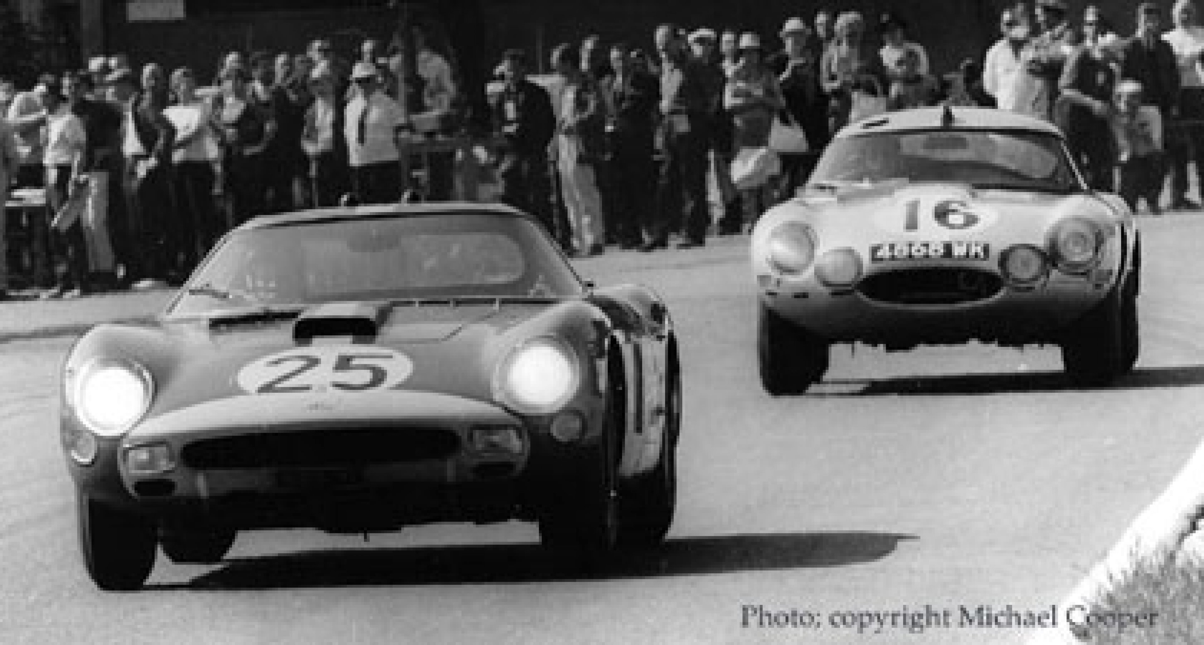 Le Mans Classic  2002 - Entry revealed