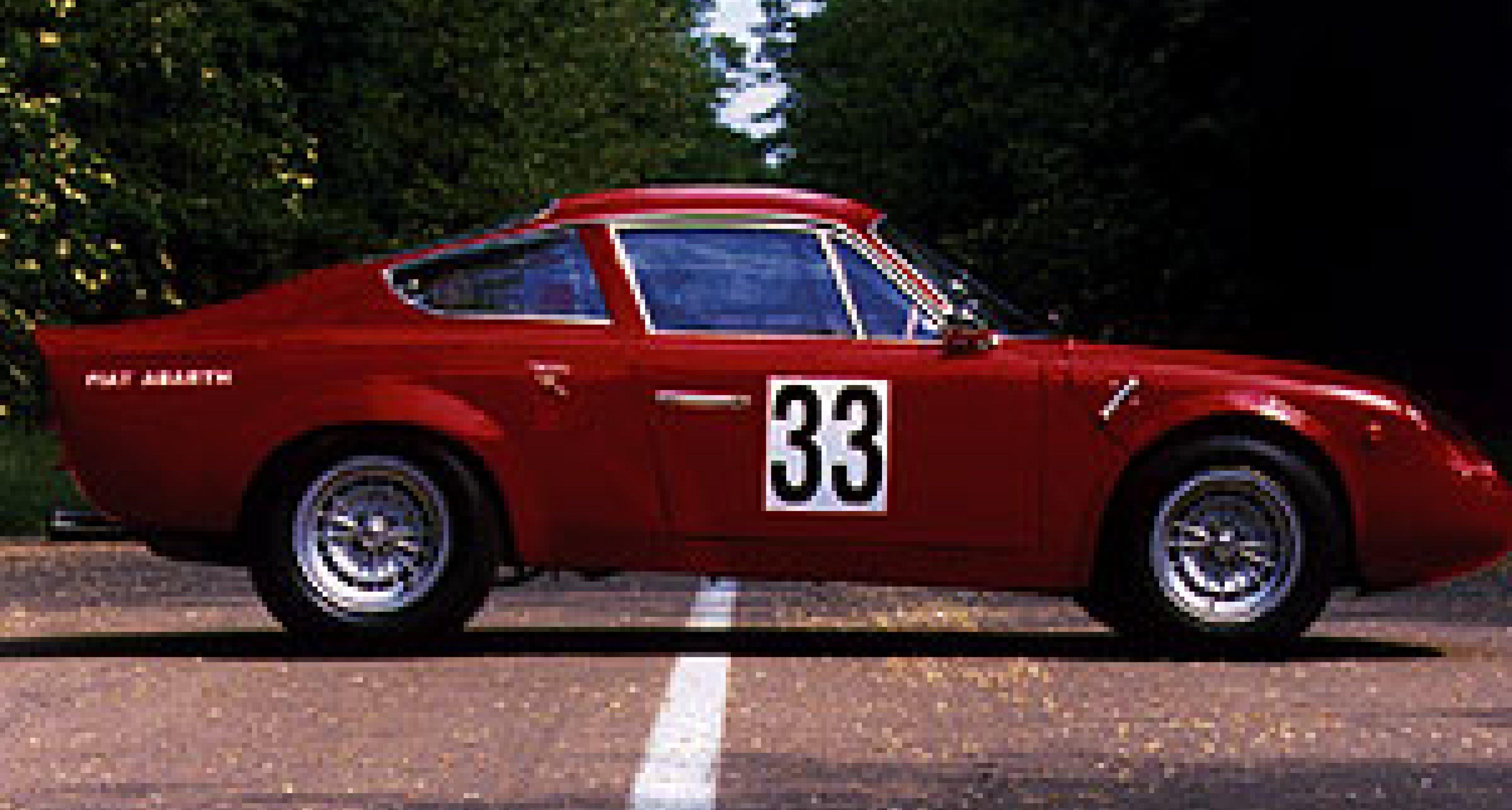 Italian cars and stars at Donington Park - 31st August/1st September