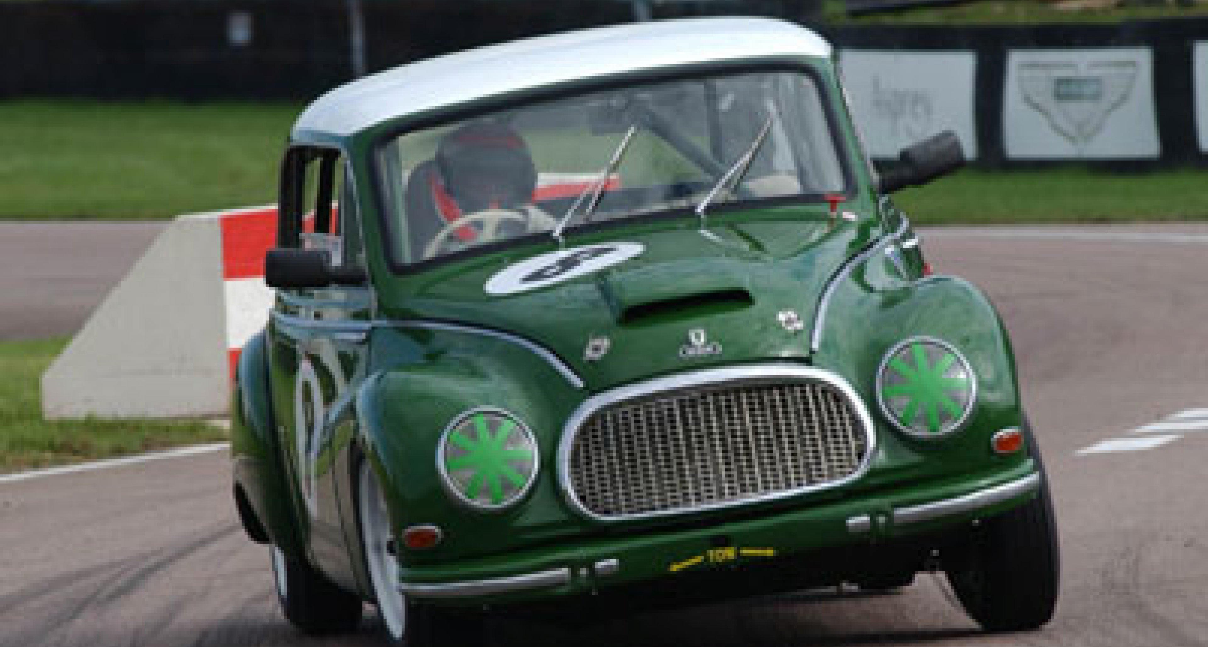 DKW 'stroked' home at Goodwood Revival 2002