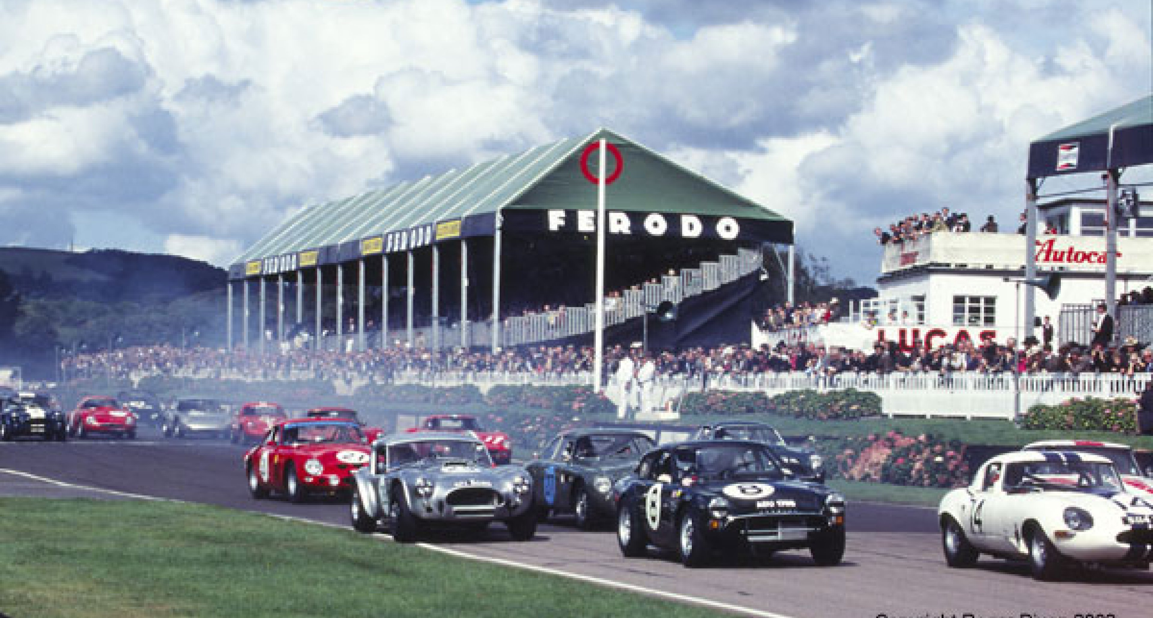 Goodwood Revival Race Meeting 2003 - Preview