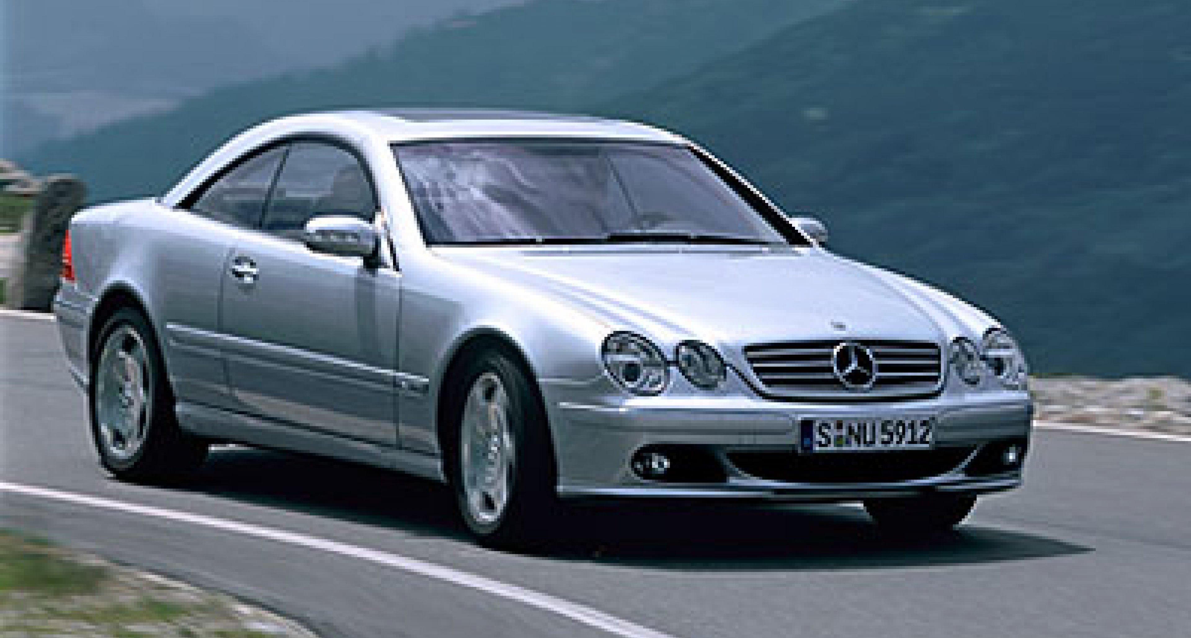Mercedes CL600