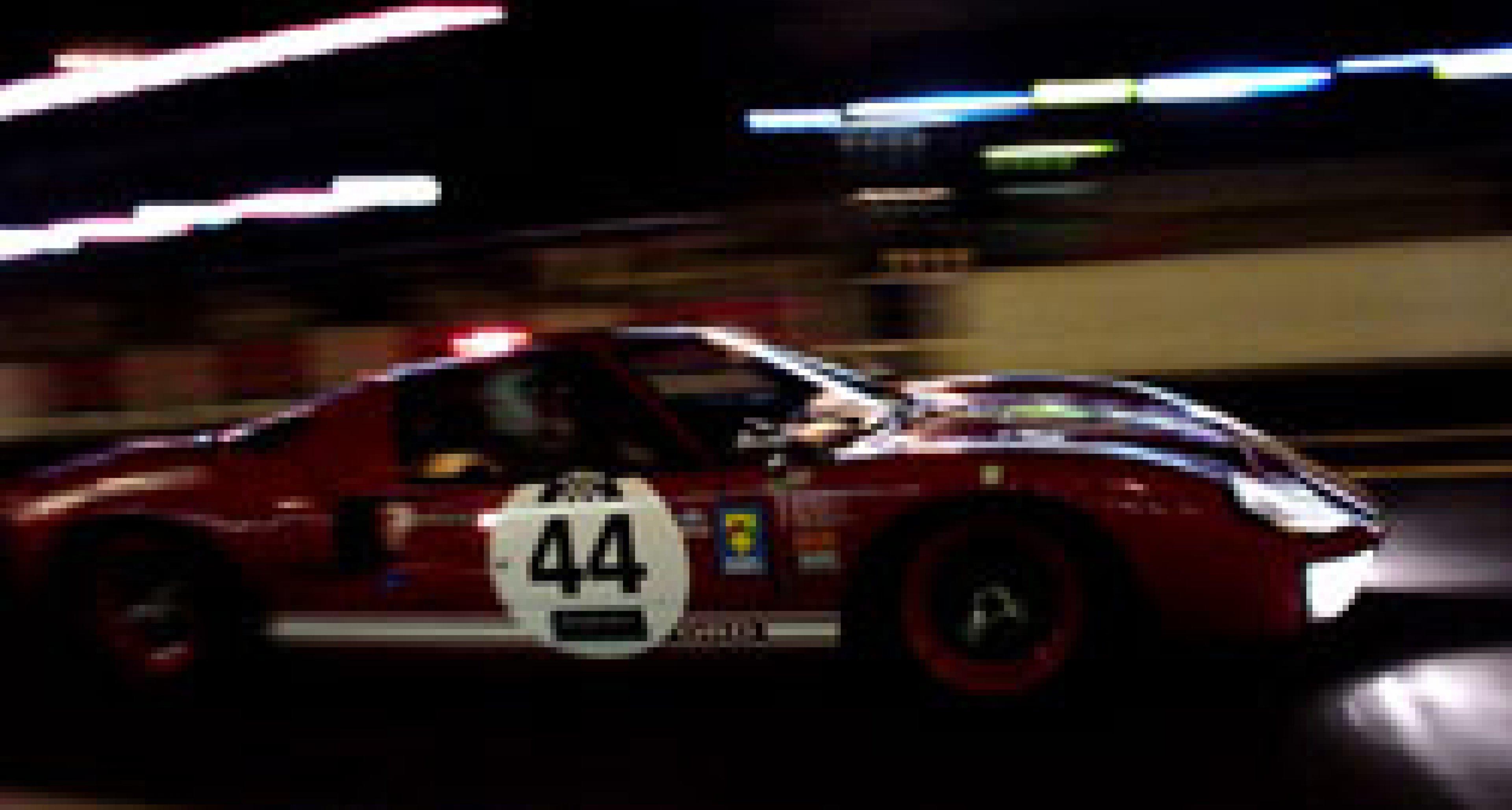Immer am Limit – Von der Le Mans Classic 2002